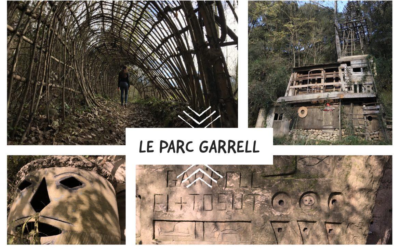 Le Parc Garrell, sur les traces du Tarzan d'Argelaguer