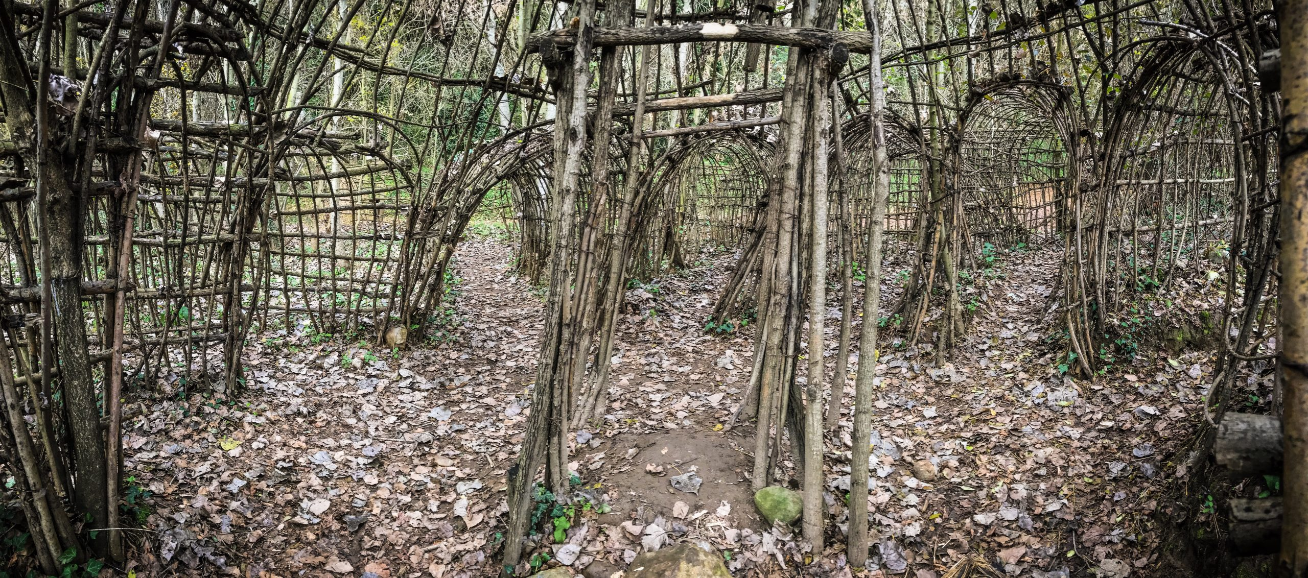 parc garrell et son labyrinthe