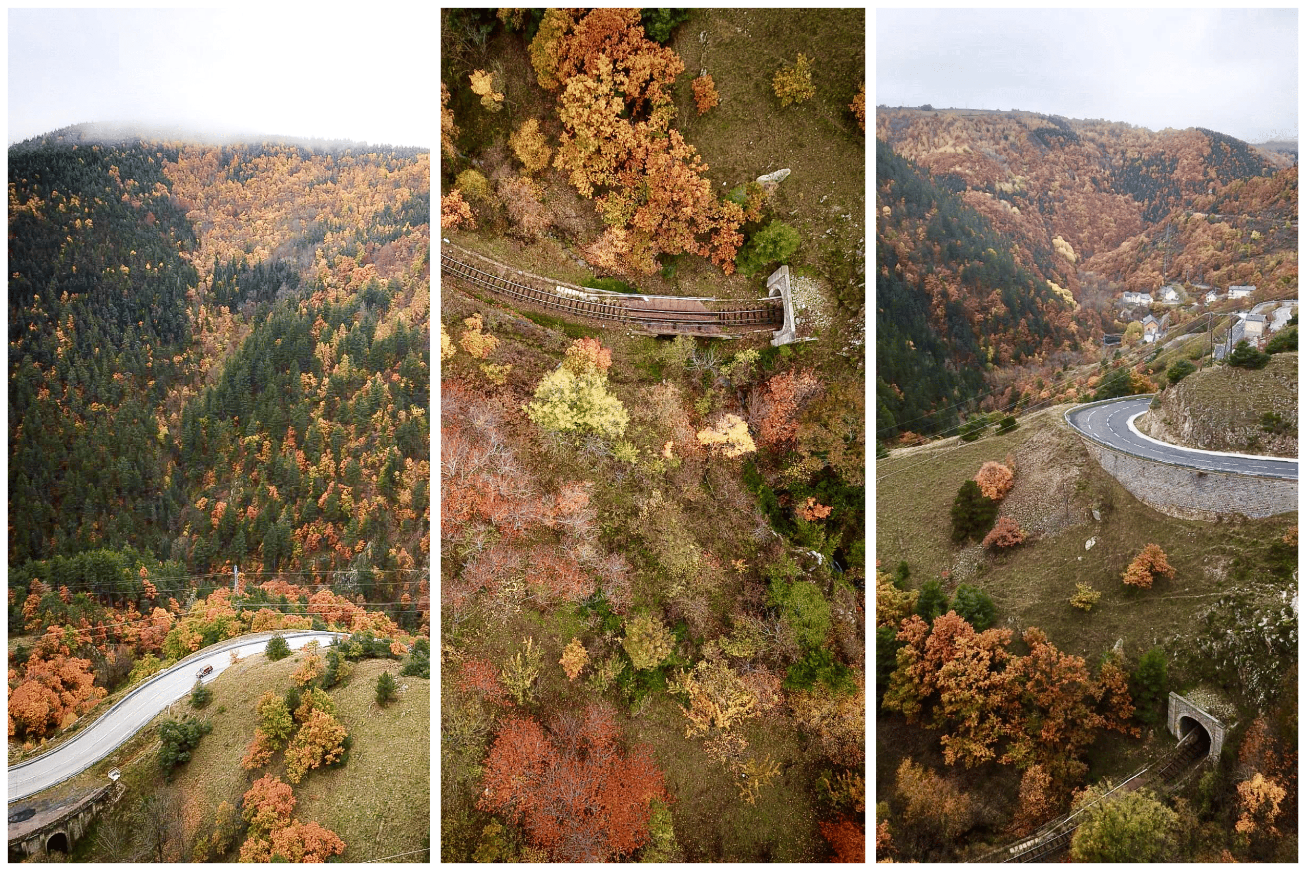 photos drone pyrénées-orientales