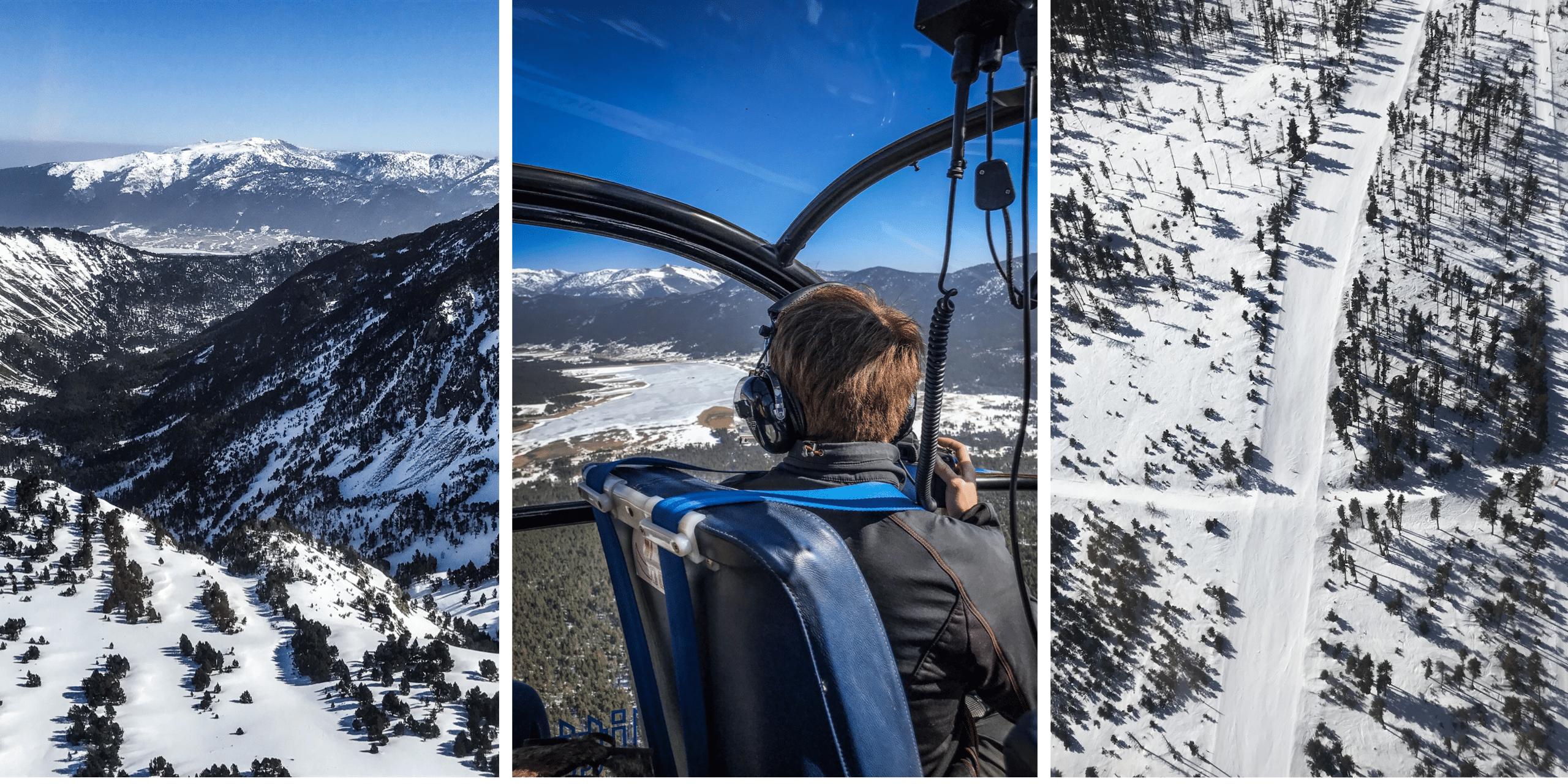 cap adrenaline vol en helicoptere pyrénées-orientales