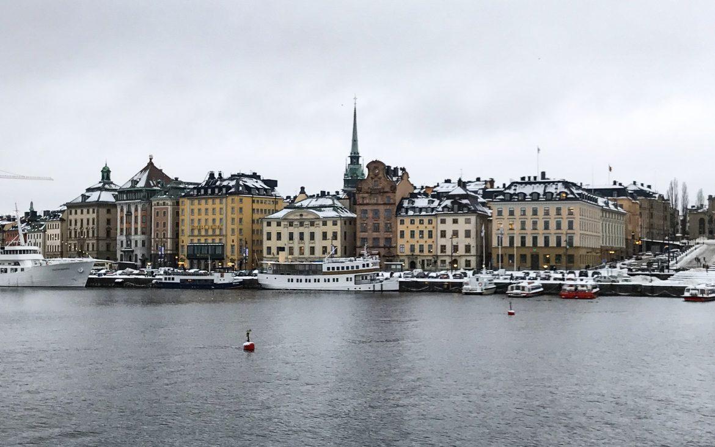 Visiter Stockholm en hiver