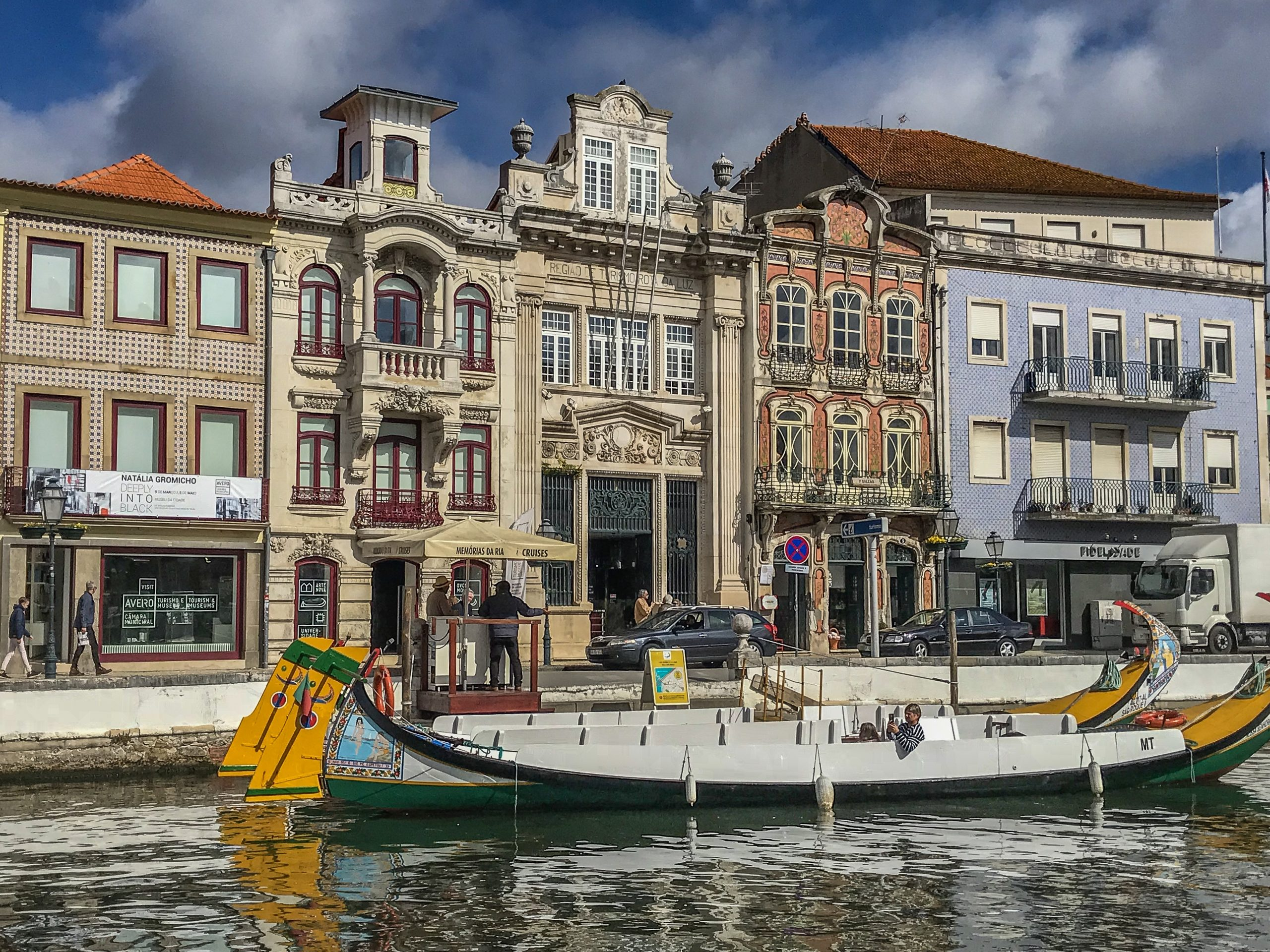 aveiro la venise du portugal blog
