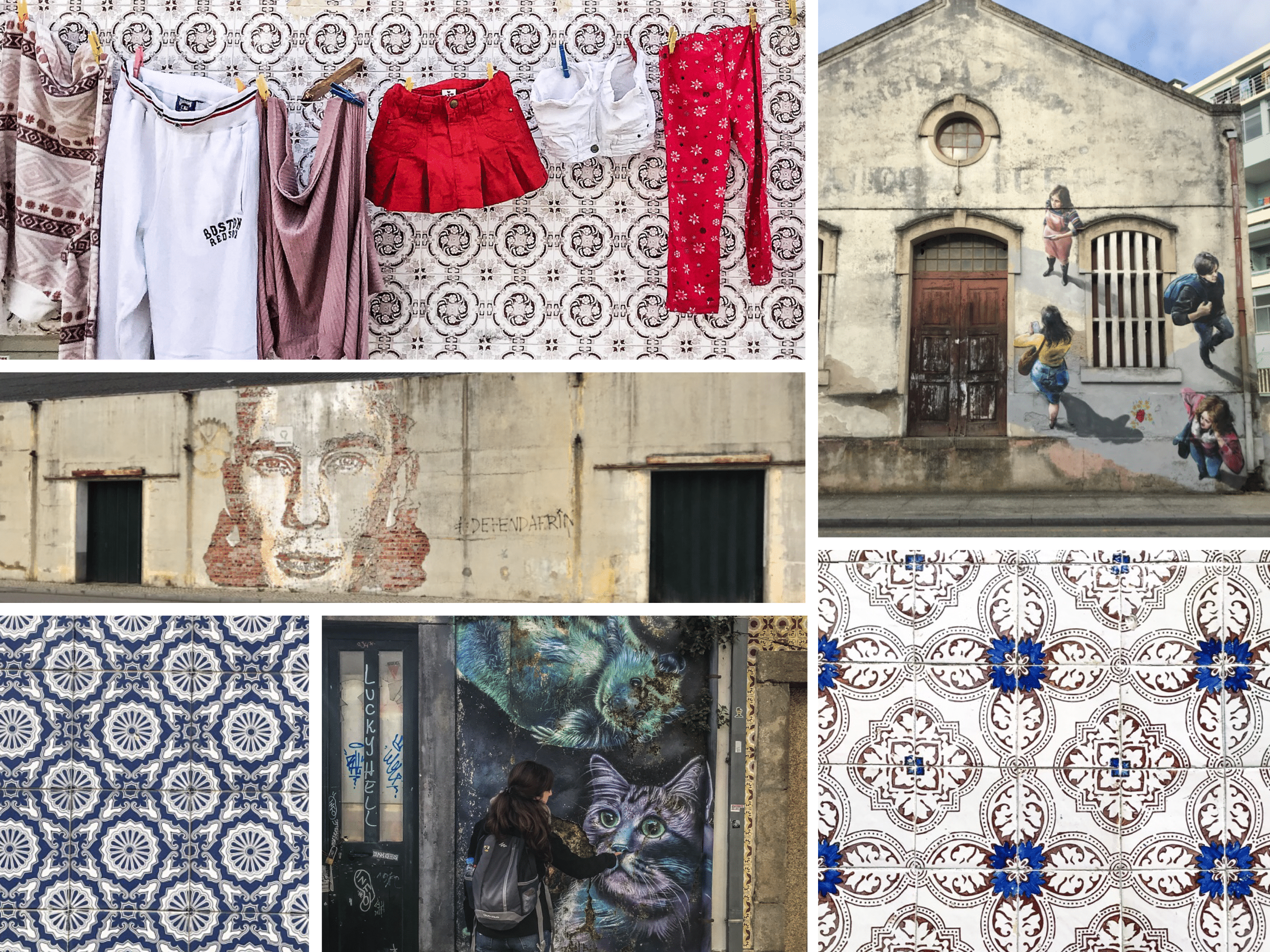 aveiro street-art azulejos