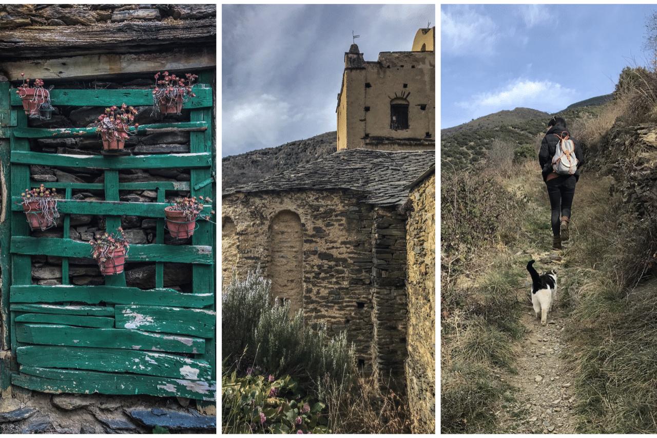 Evol qui fait partie des plus beaux villages en Pyrénées-Orientales