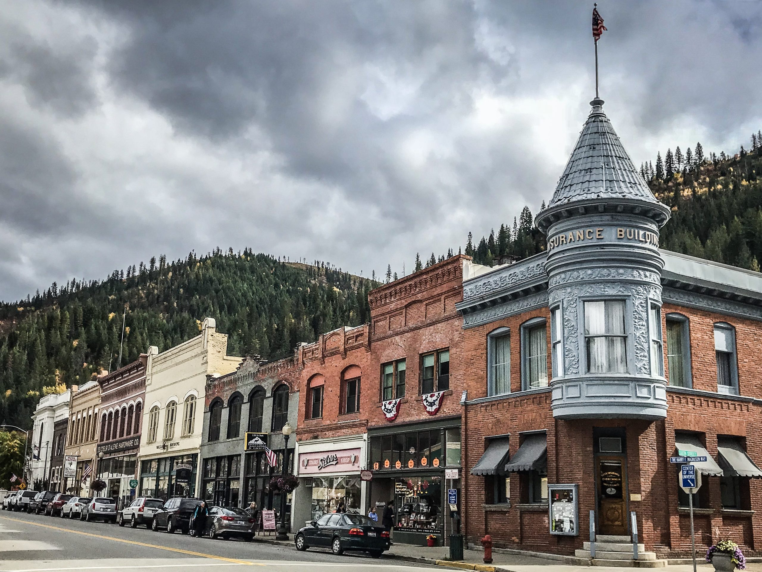 Wallace en idaho