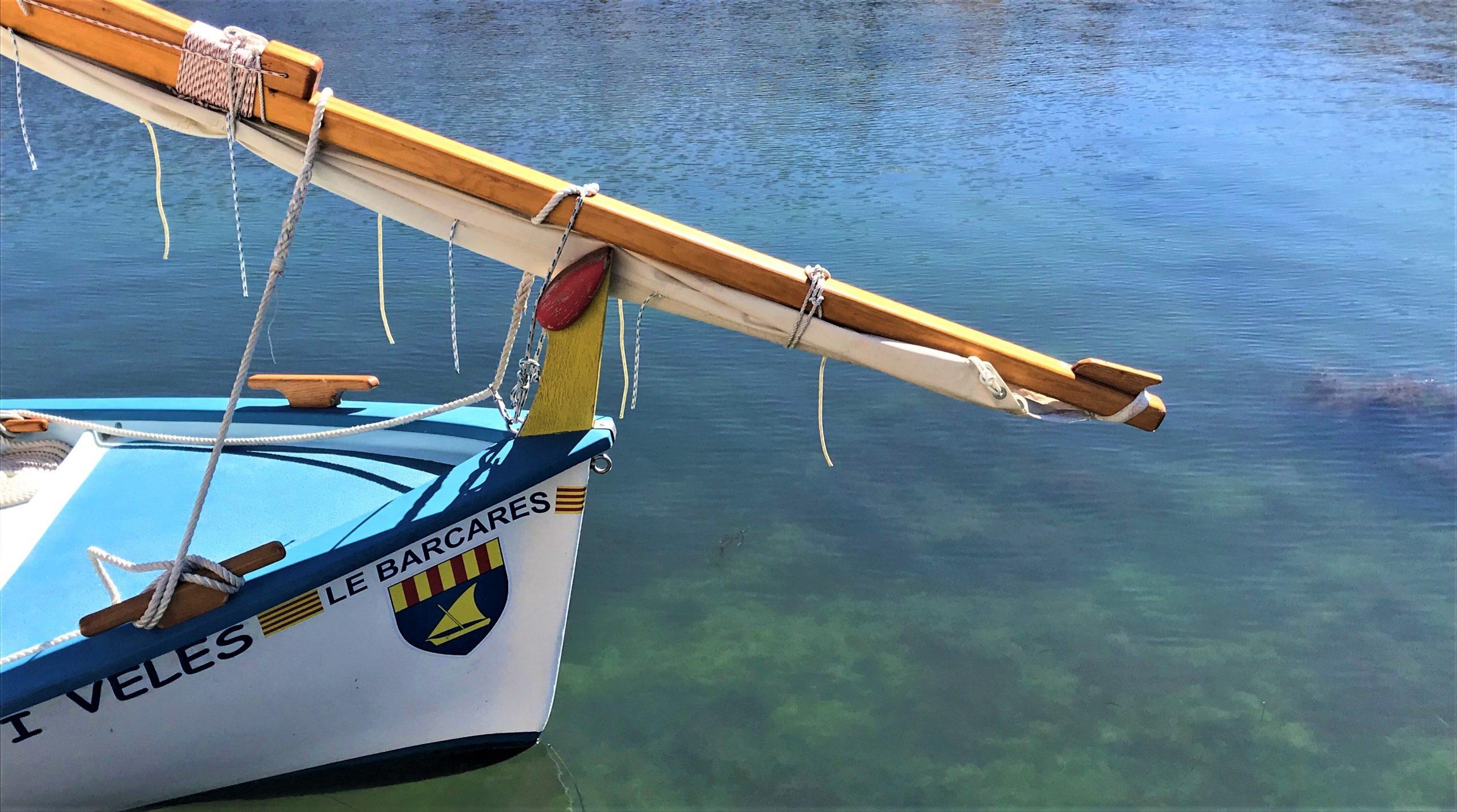 barque catalane du cap coudalere