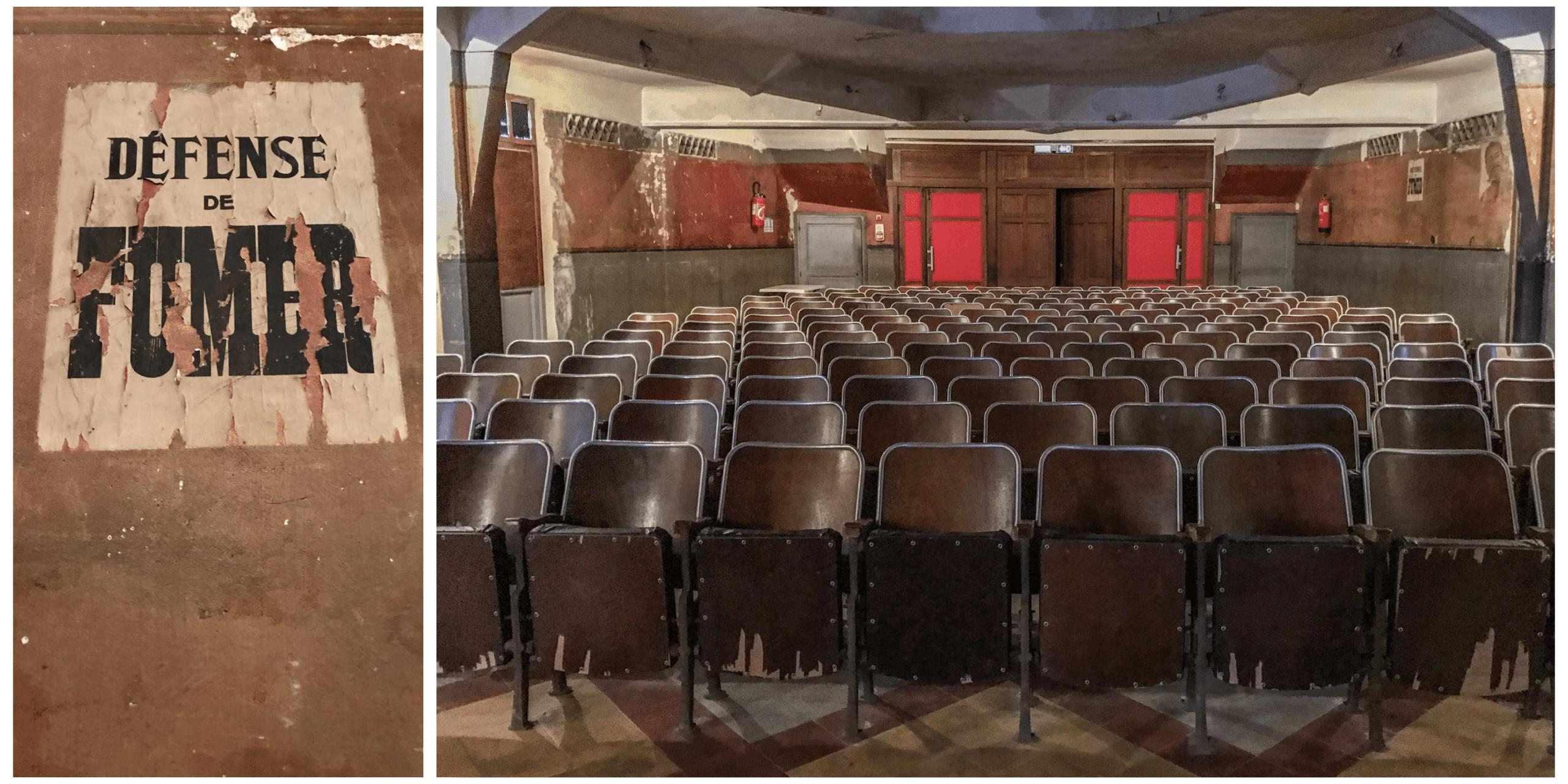 cinéma théâtre belvedere du rayon vert cerbere