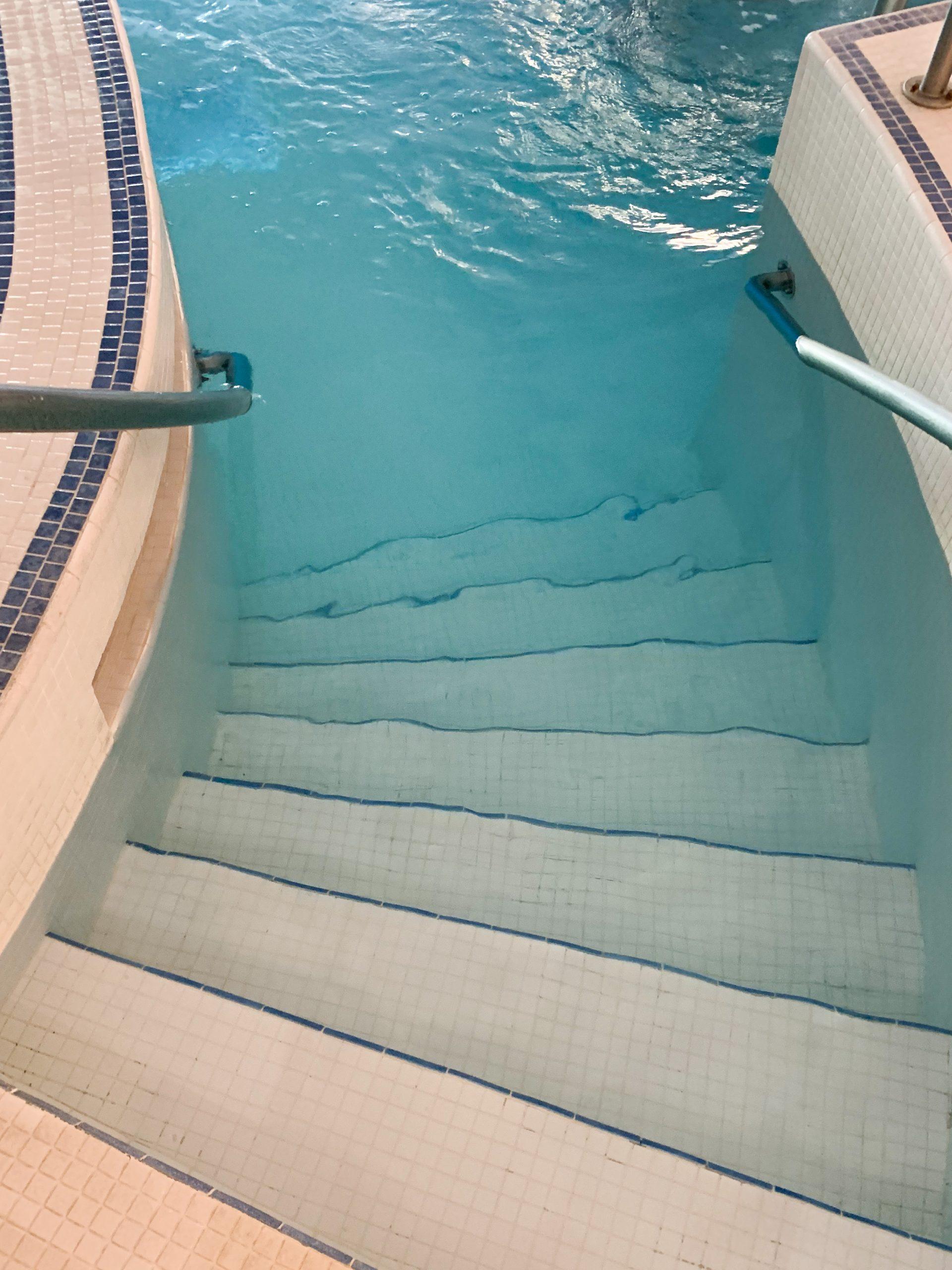 piscine thermale d'amelie les bains