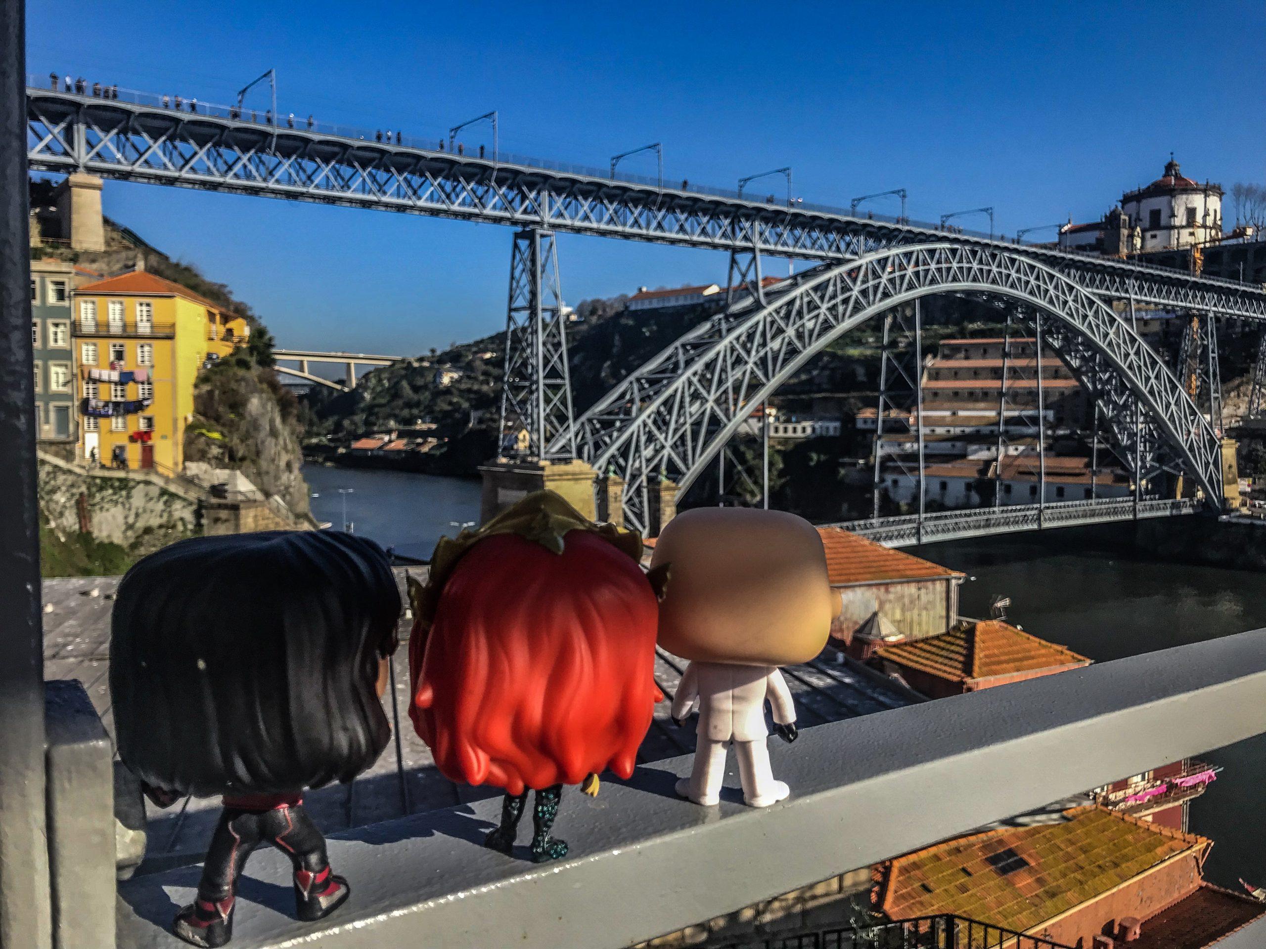 L'équipe Made In Perpignan à l'assaut de Porto
