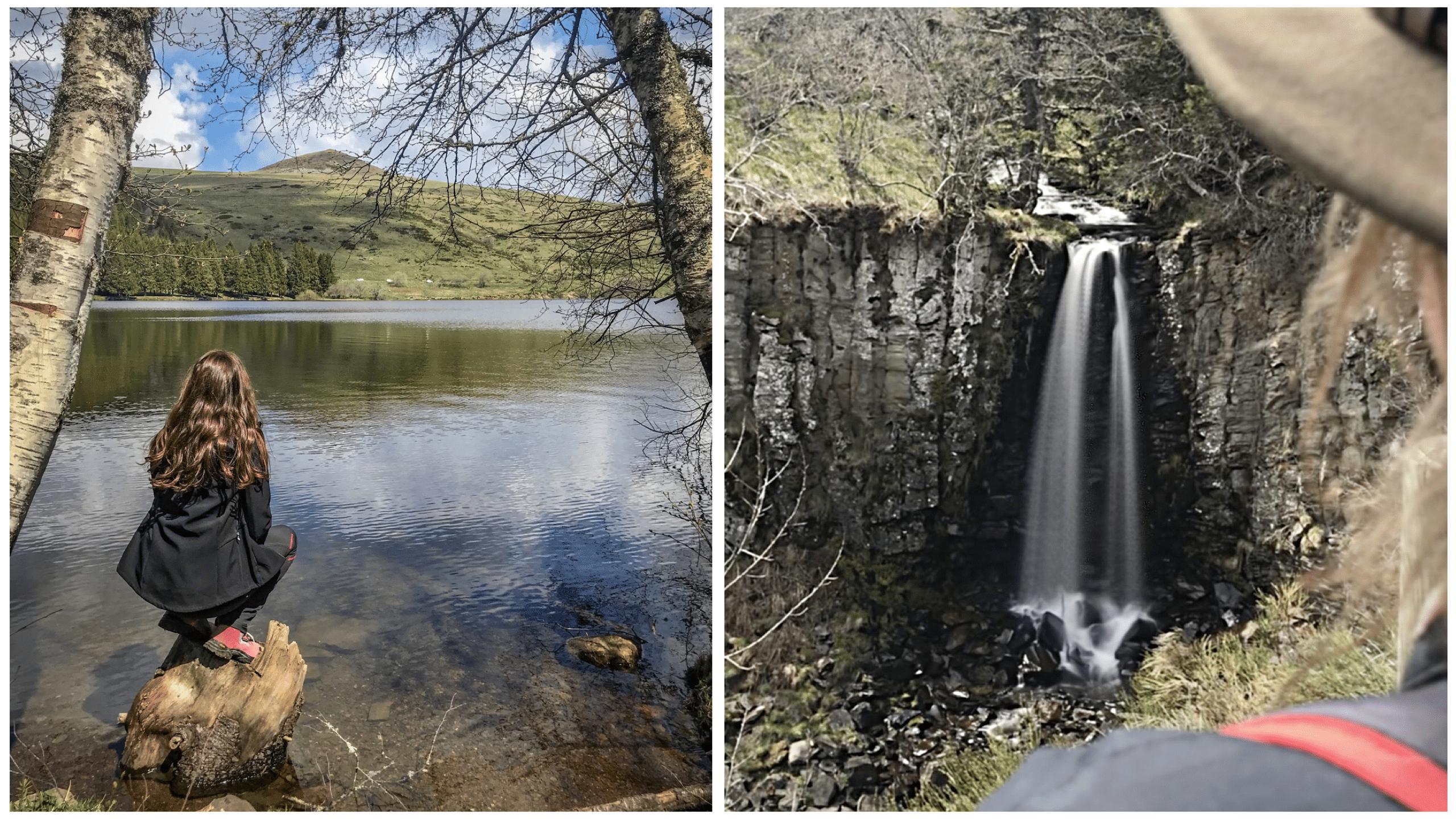 lac de guery et cascade des mortes de guery