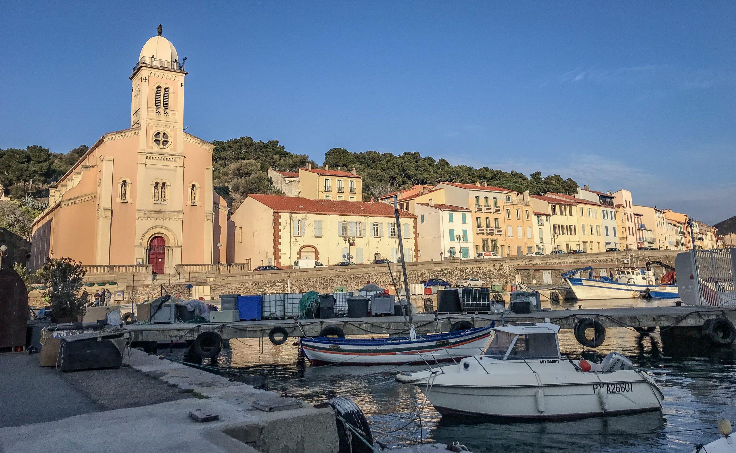 port vendres, idées de balades en Pyrénées-Orientales