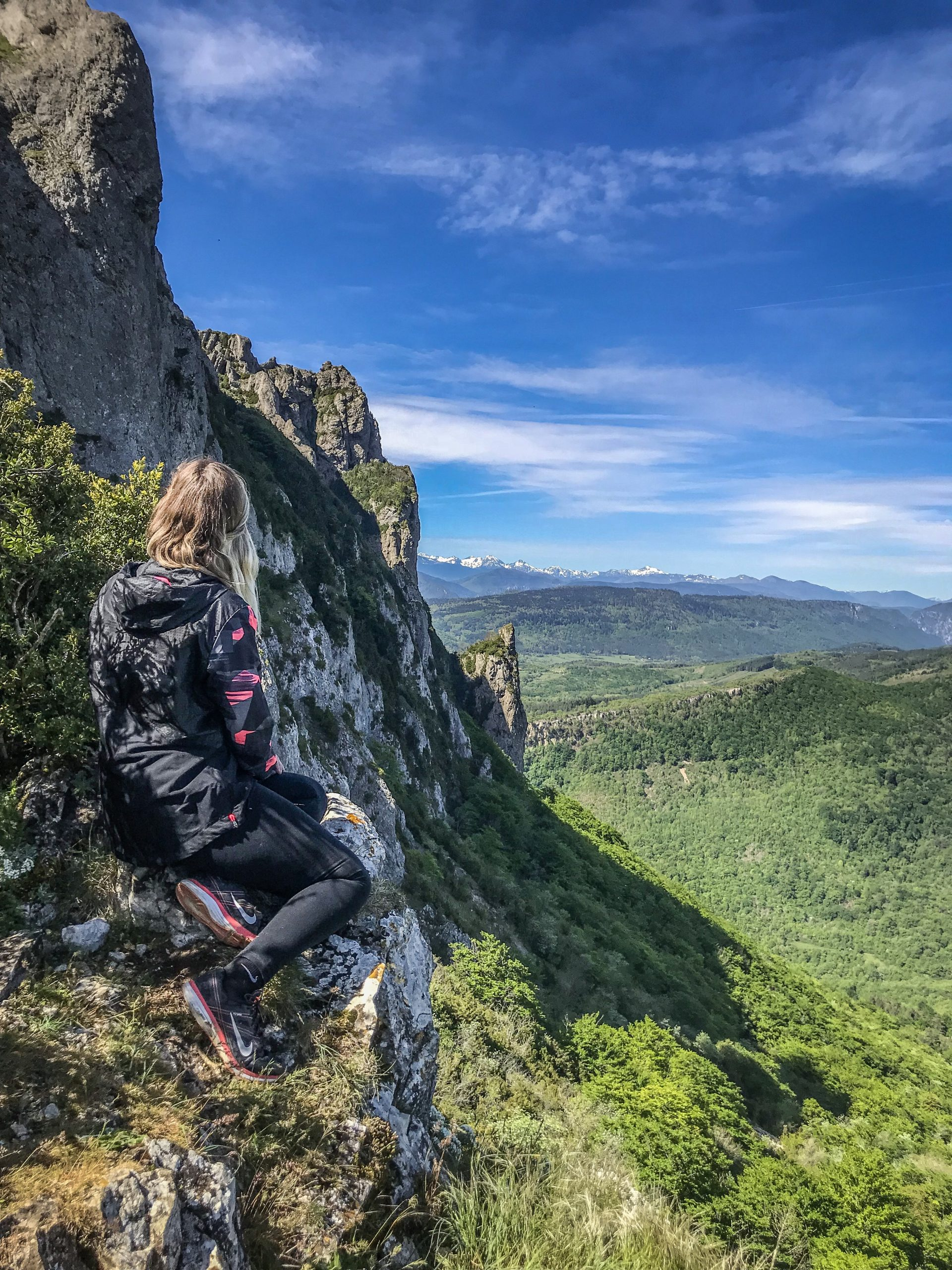 randonnée pech de bugarach