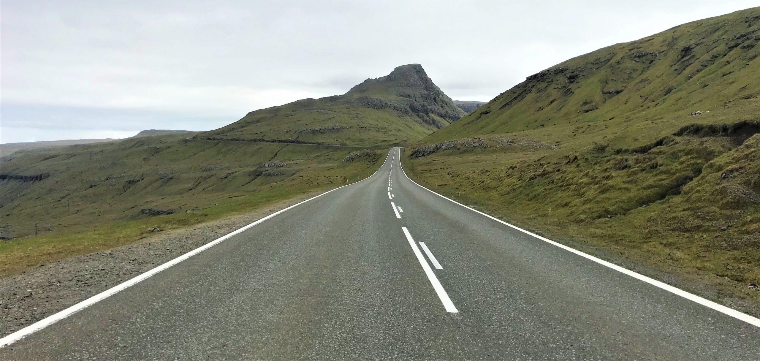 route des iles féroé