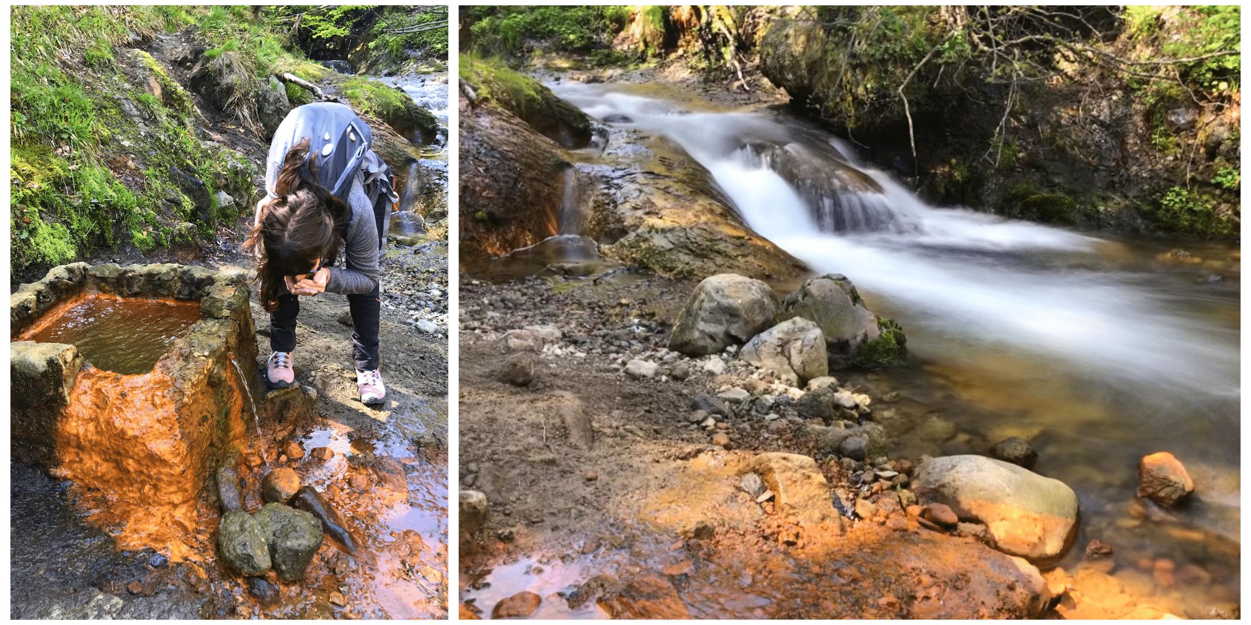 vallée de chaudefour source saint anne