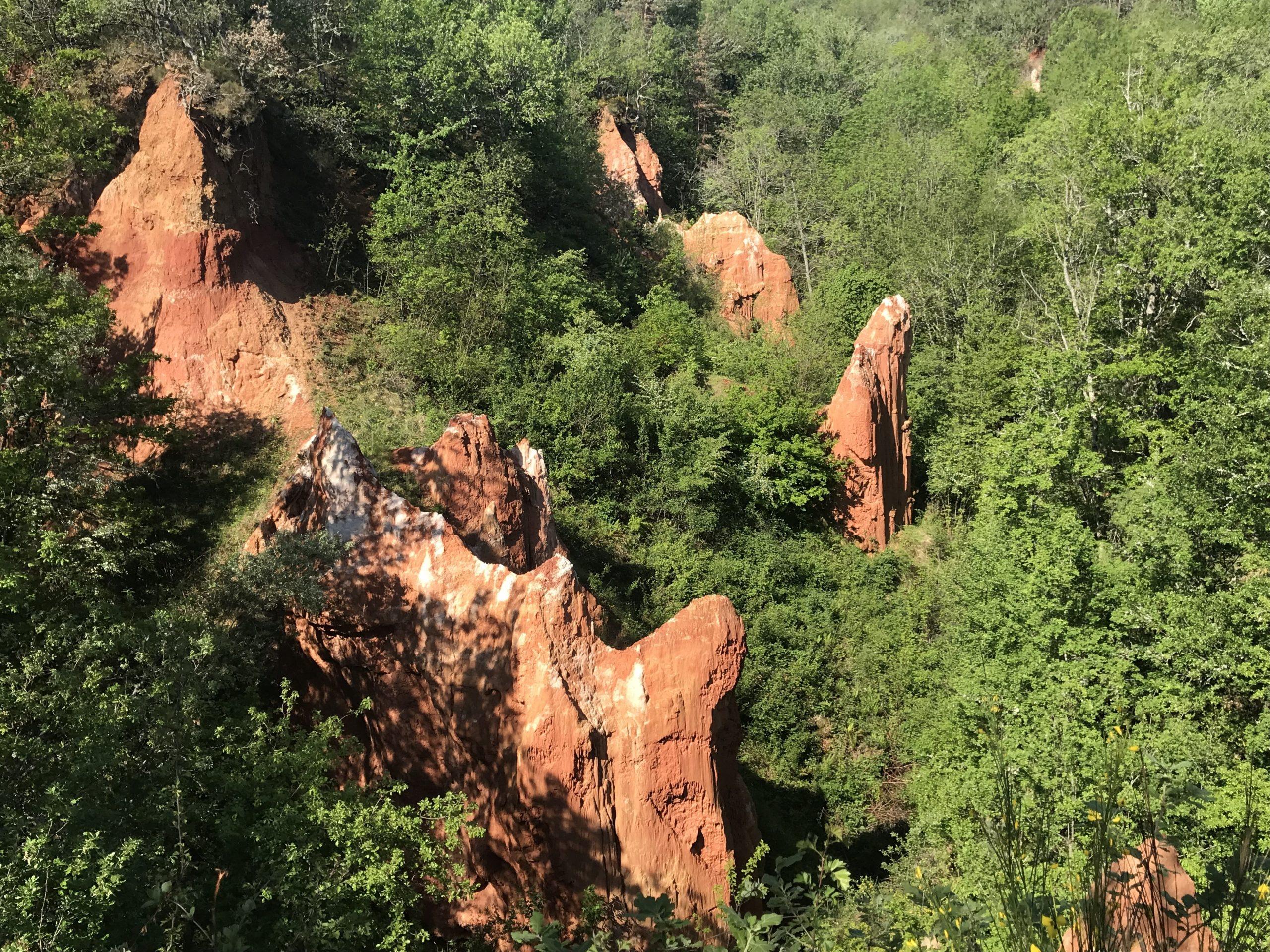 vallée des fosses boudes colorado auvergnat