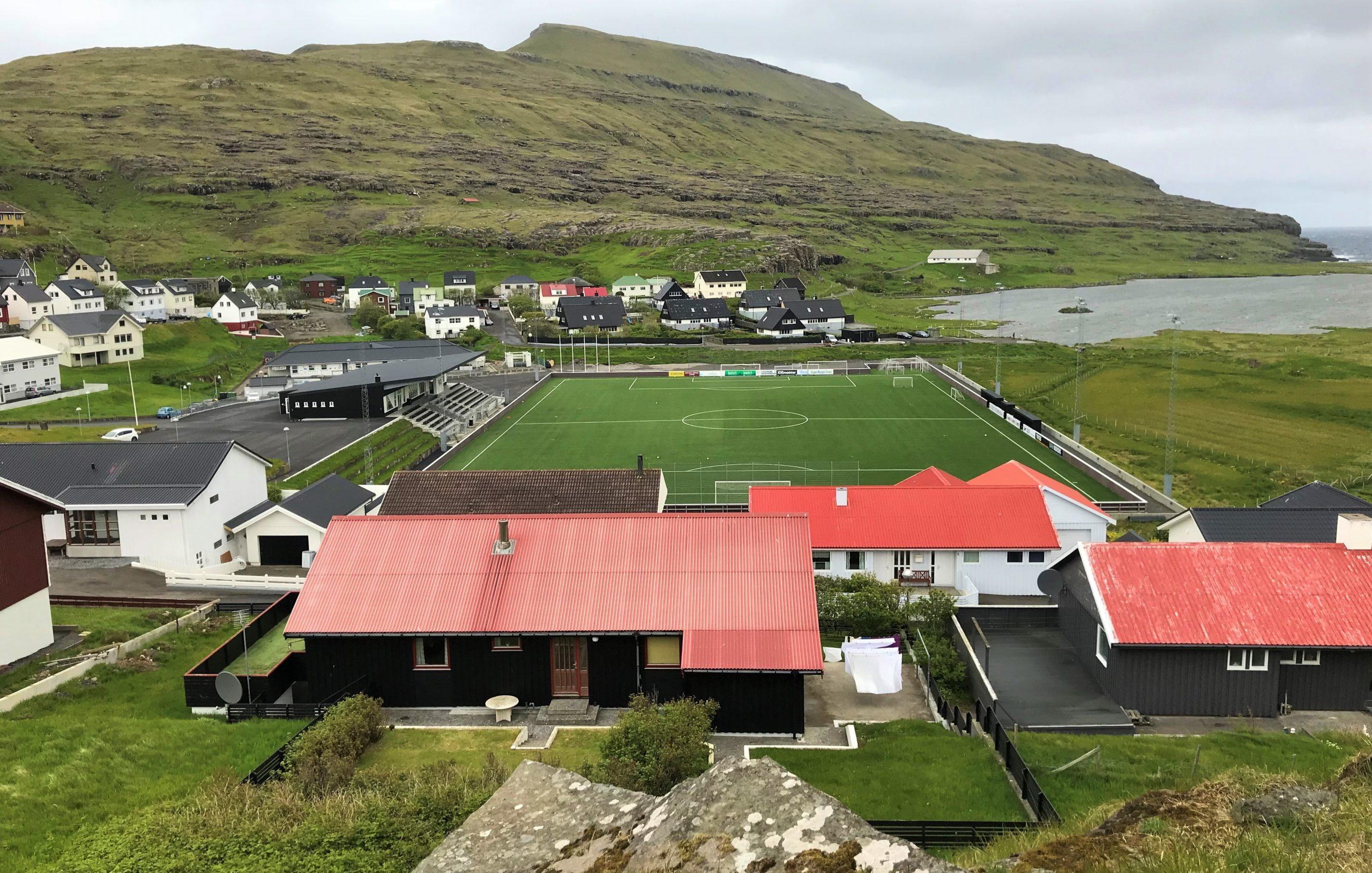 Eiði île eysturoy