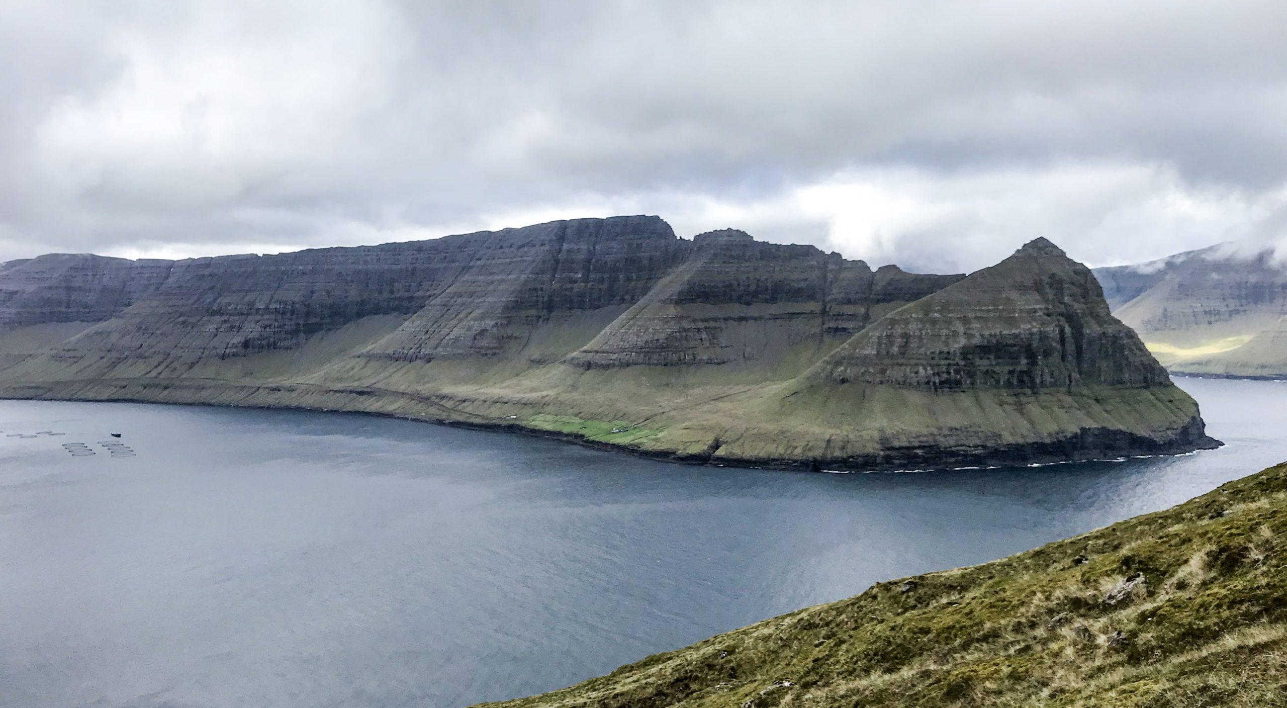 Villingadalsfjall île Vidoy