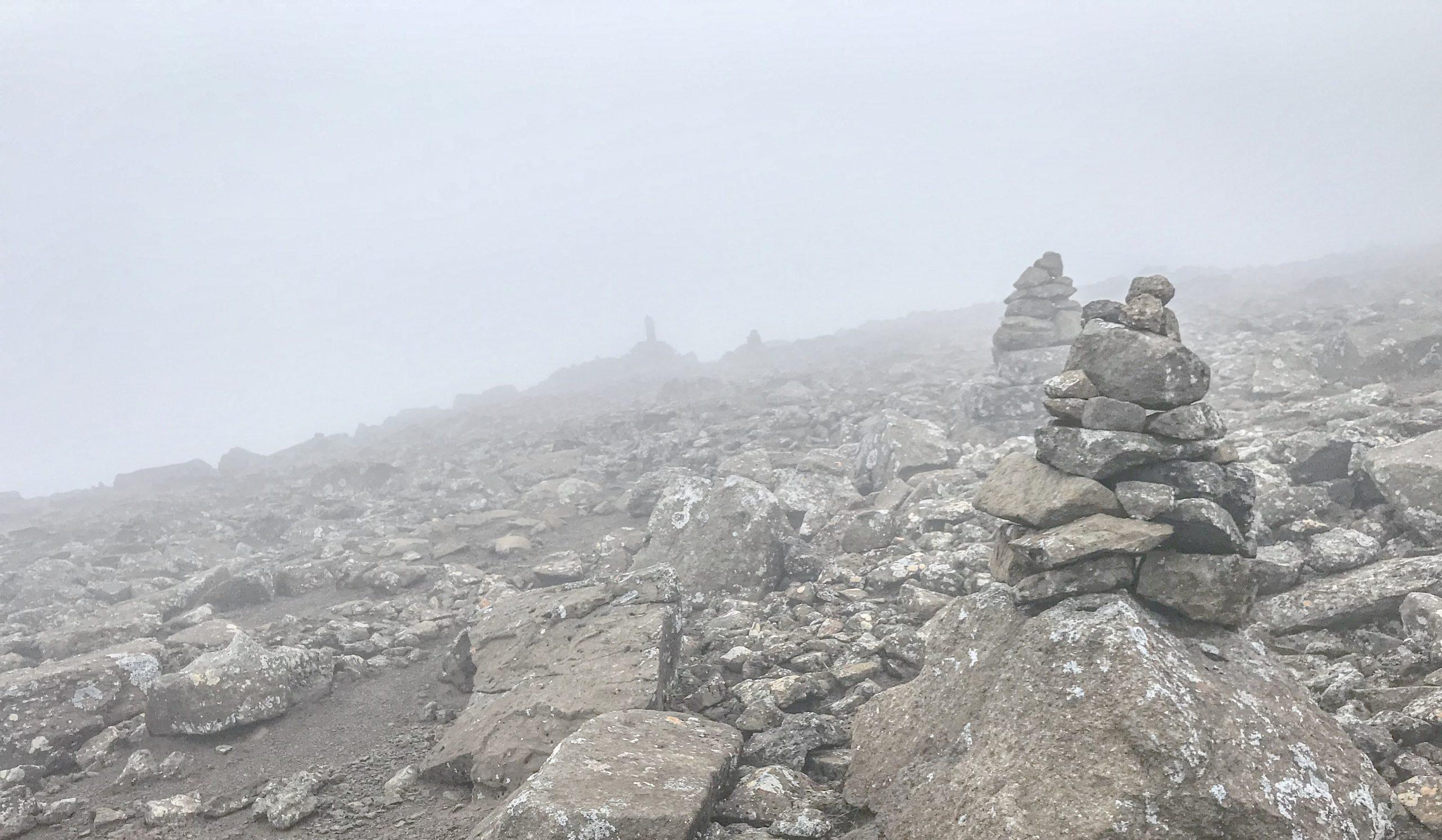 Villingadalsfjall sommet