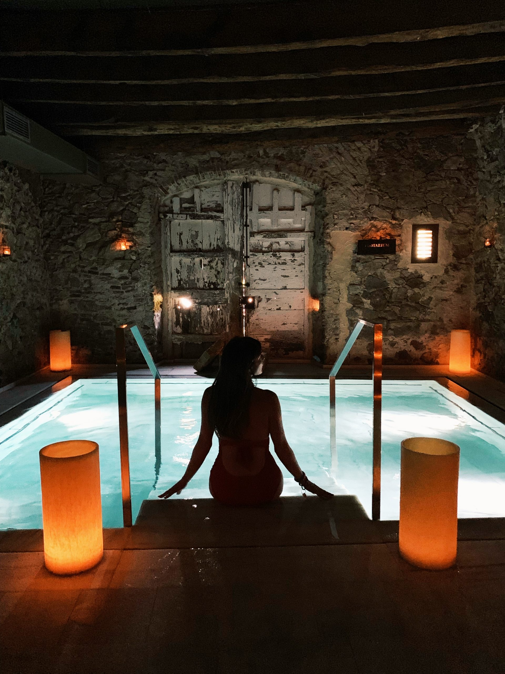 aire ancient baths vallromanes barcelone