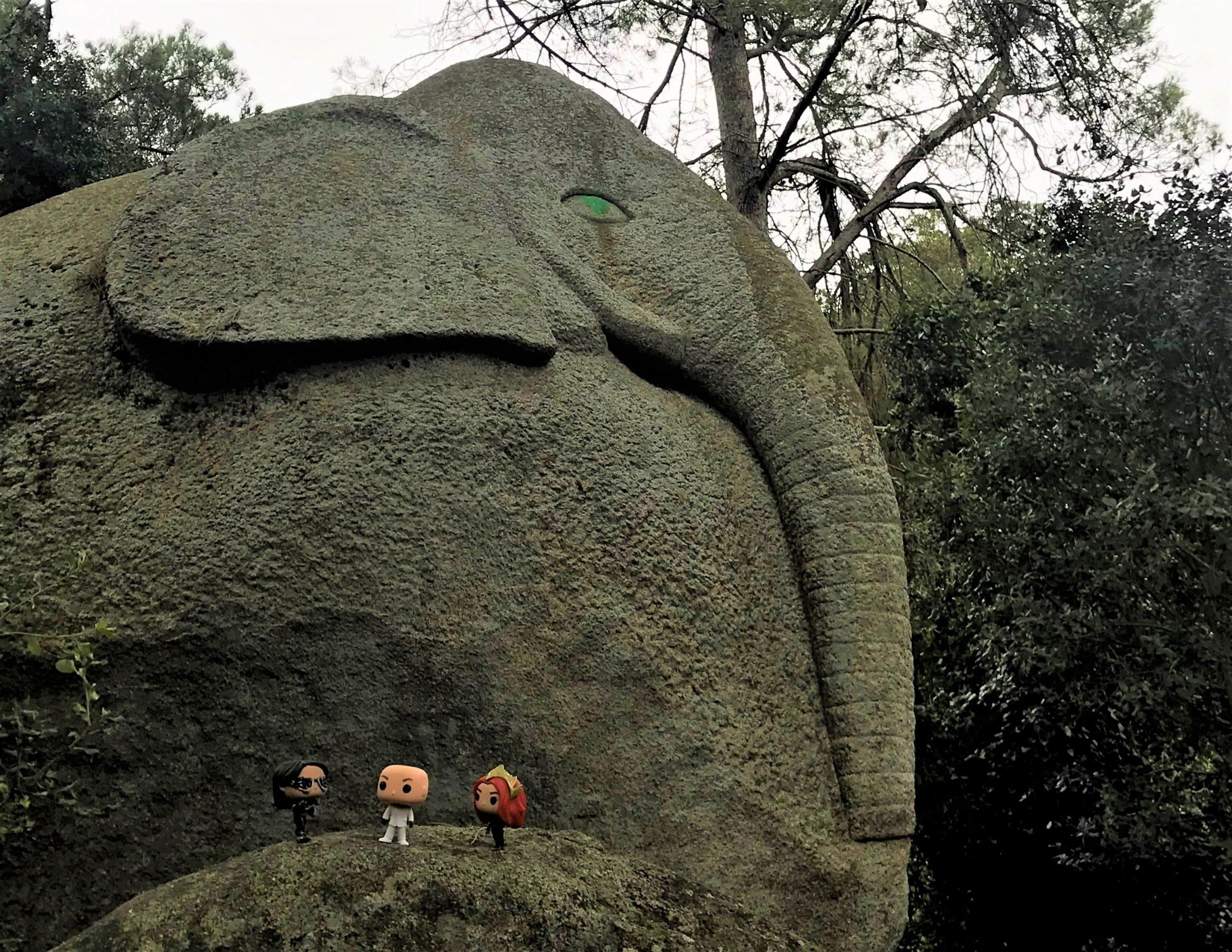 elephant bosque encantado orrius barcelone