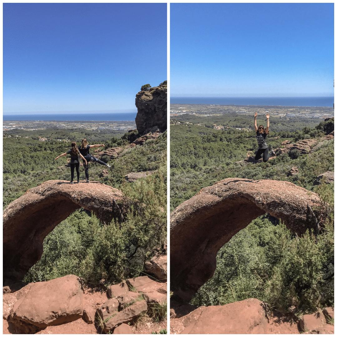 roca foradada barcelone bruguers