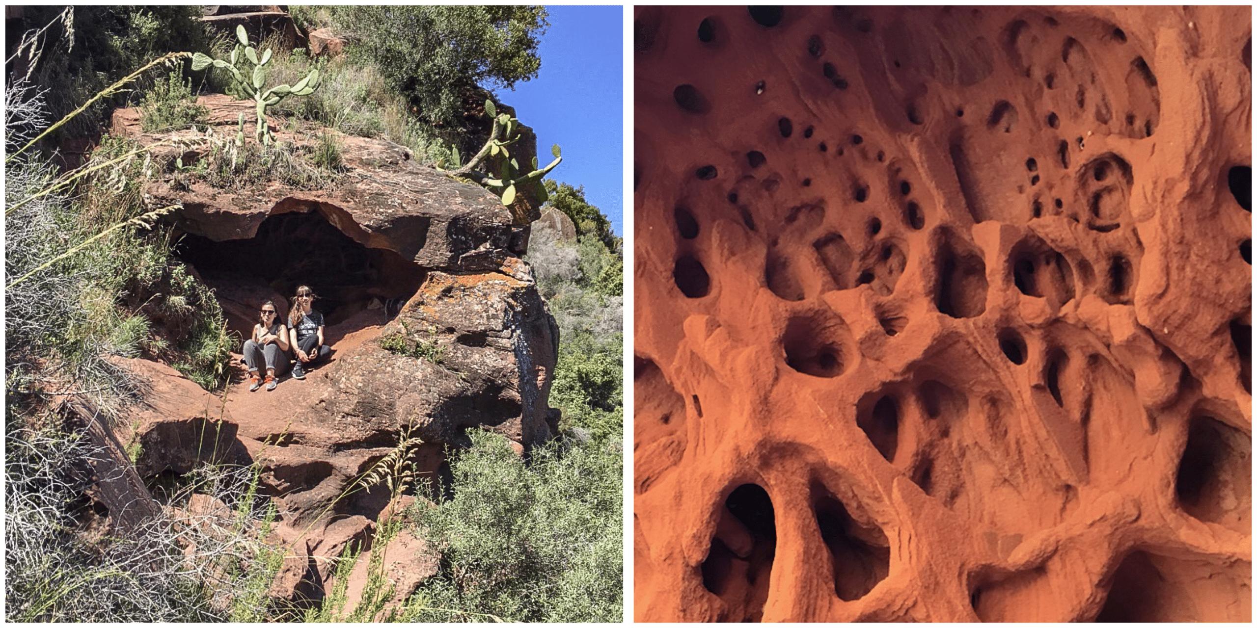 roca foradada et grotte de bruguers