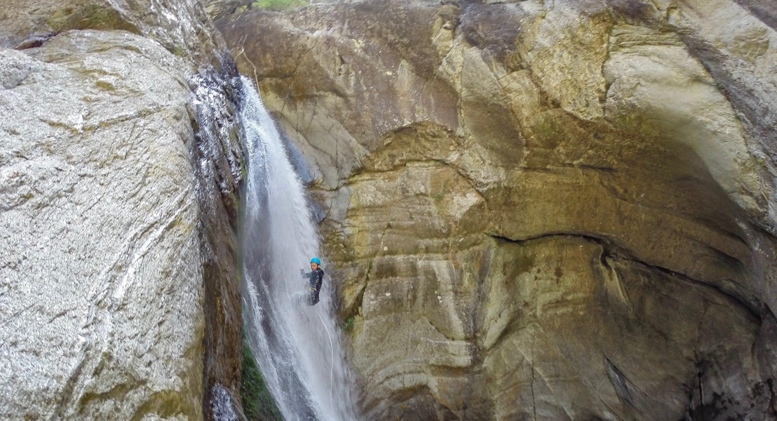 cascades pyrénées orientales gorges du llech