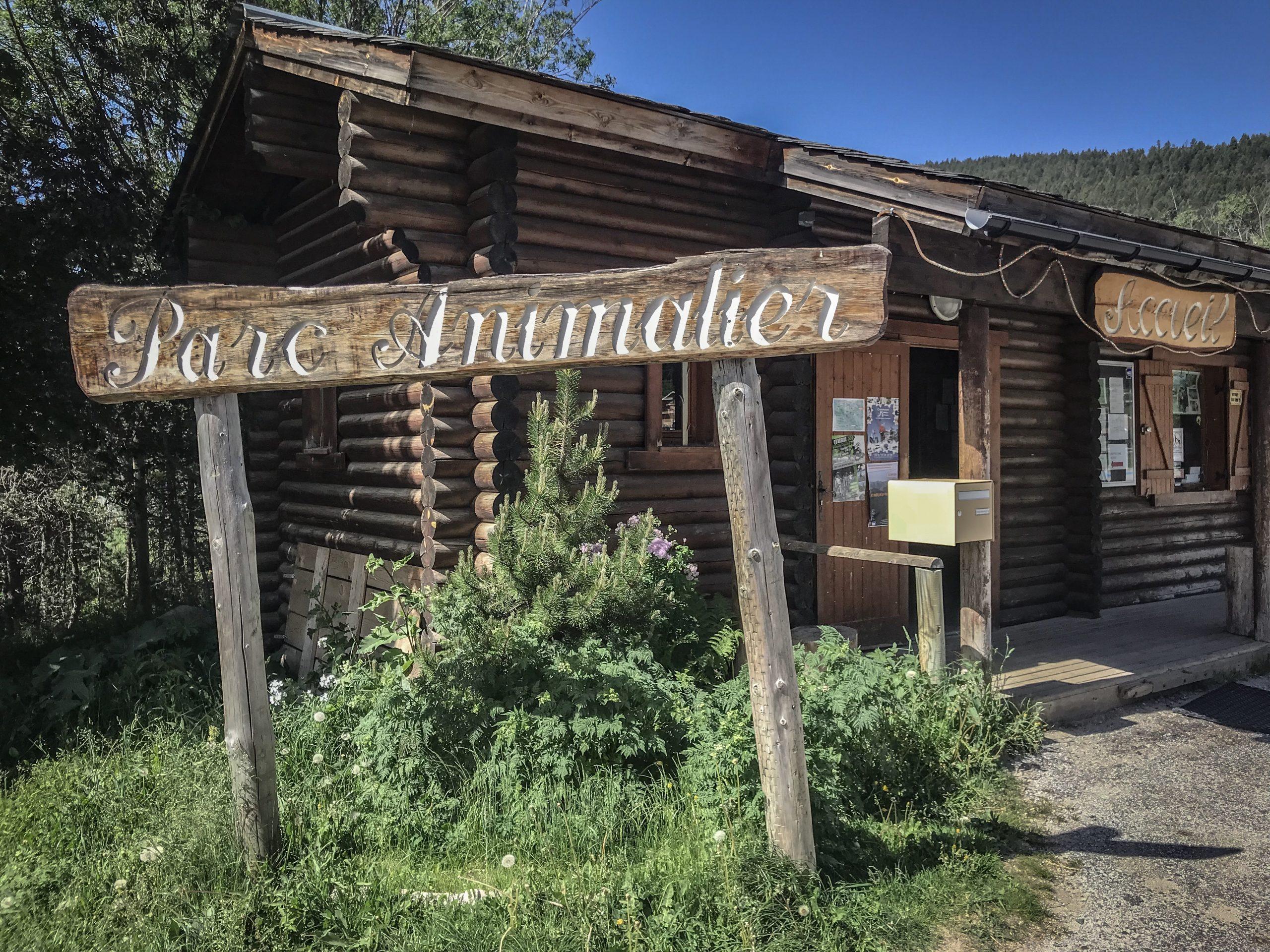 parc animalier des angles pyrénées catalanes