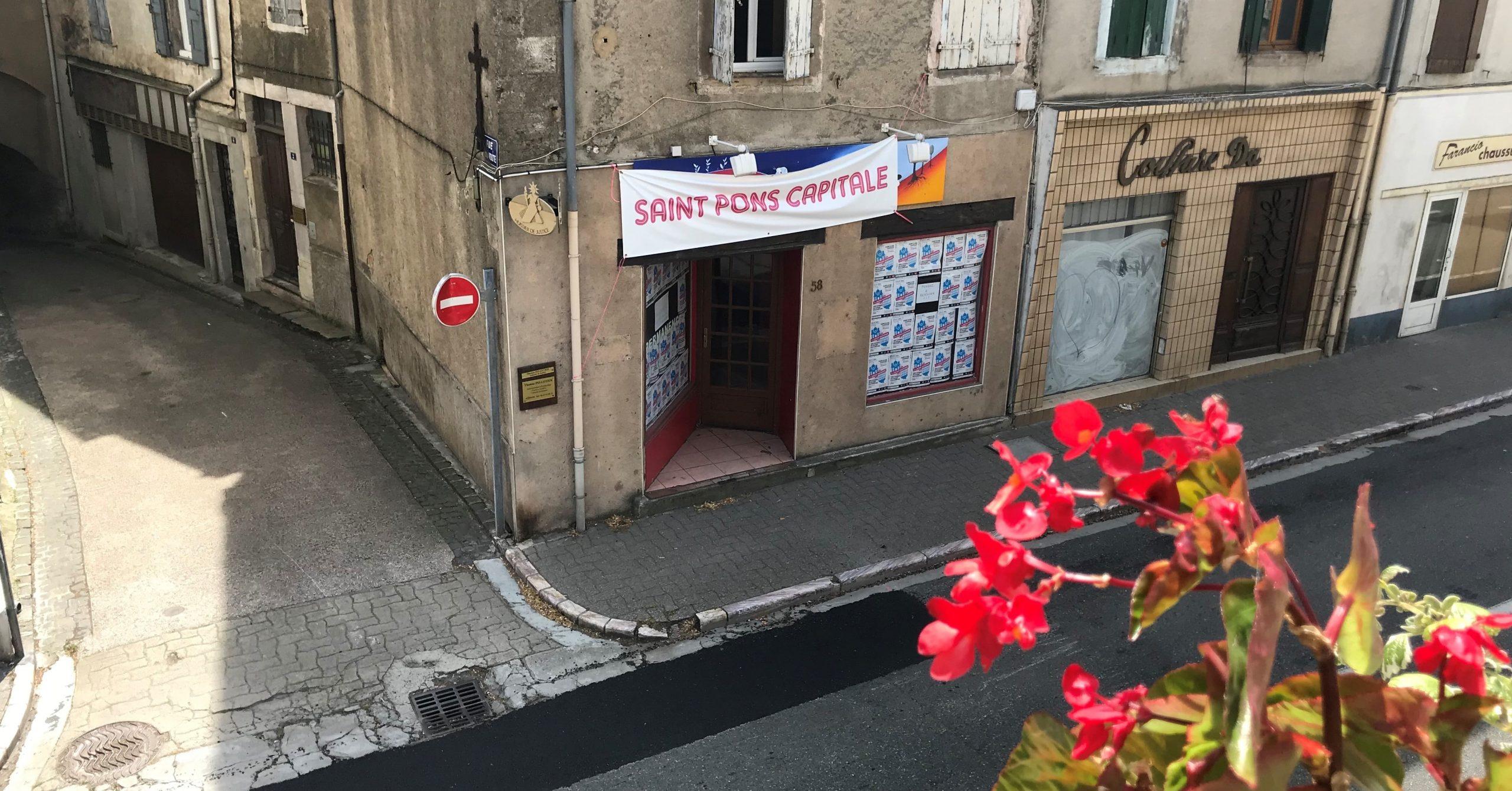 saint pons capitale occitanie tourisme imaginaire