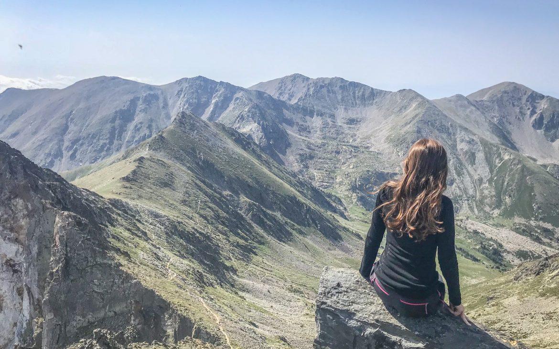 Randonnée au Pic du Canigou par Mariailles