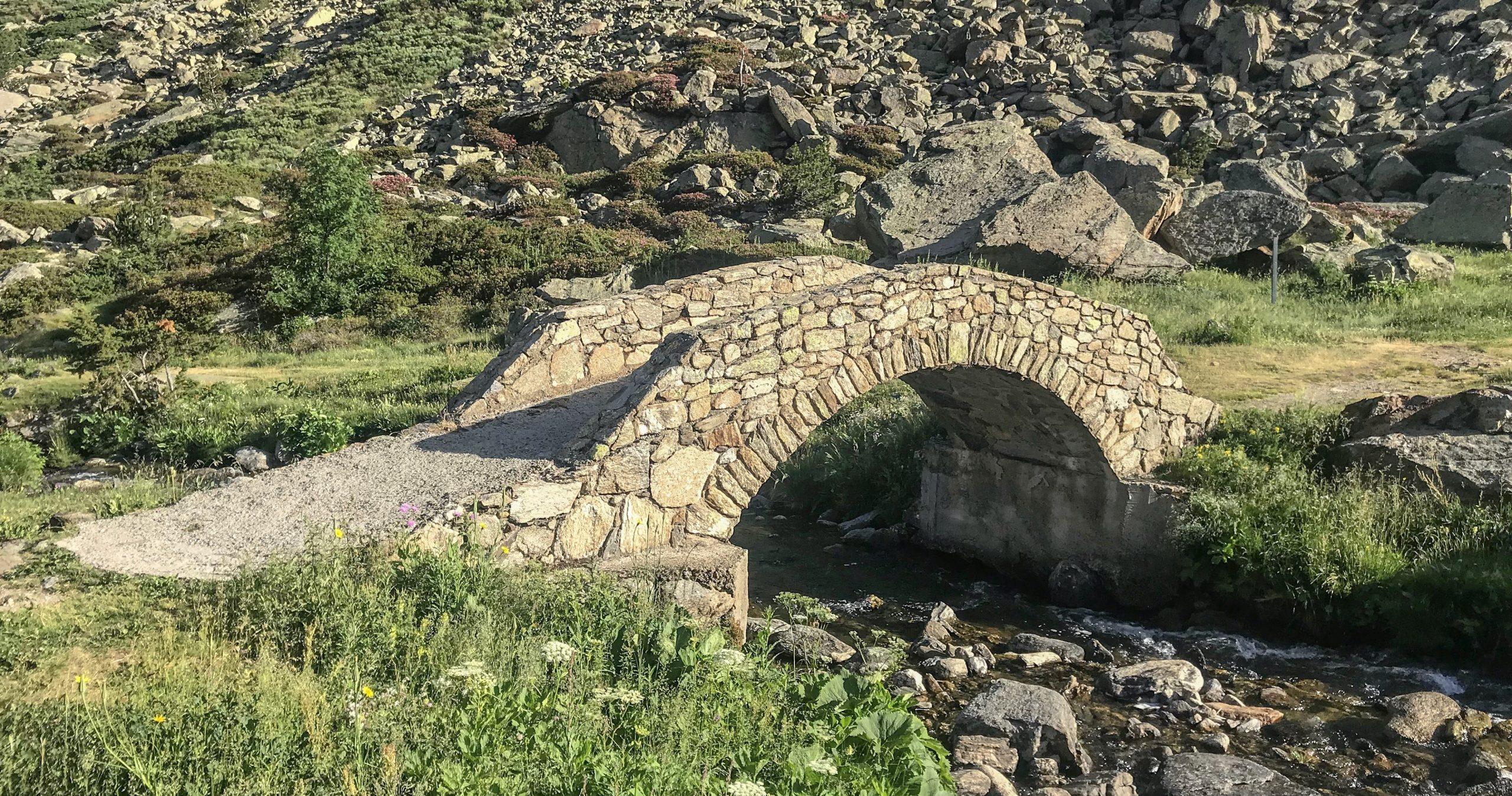 pont de la baladosa