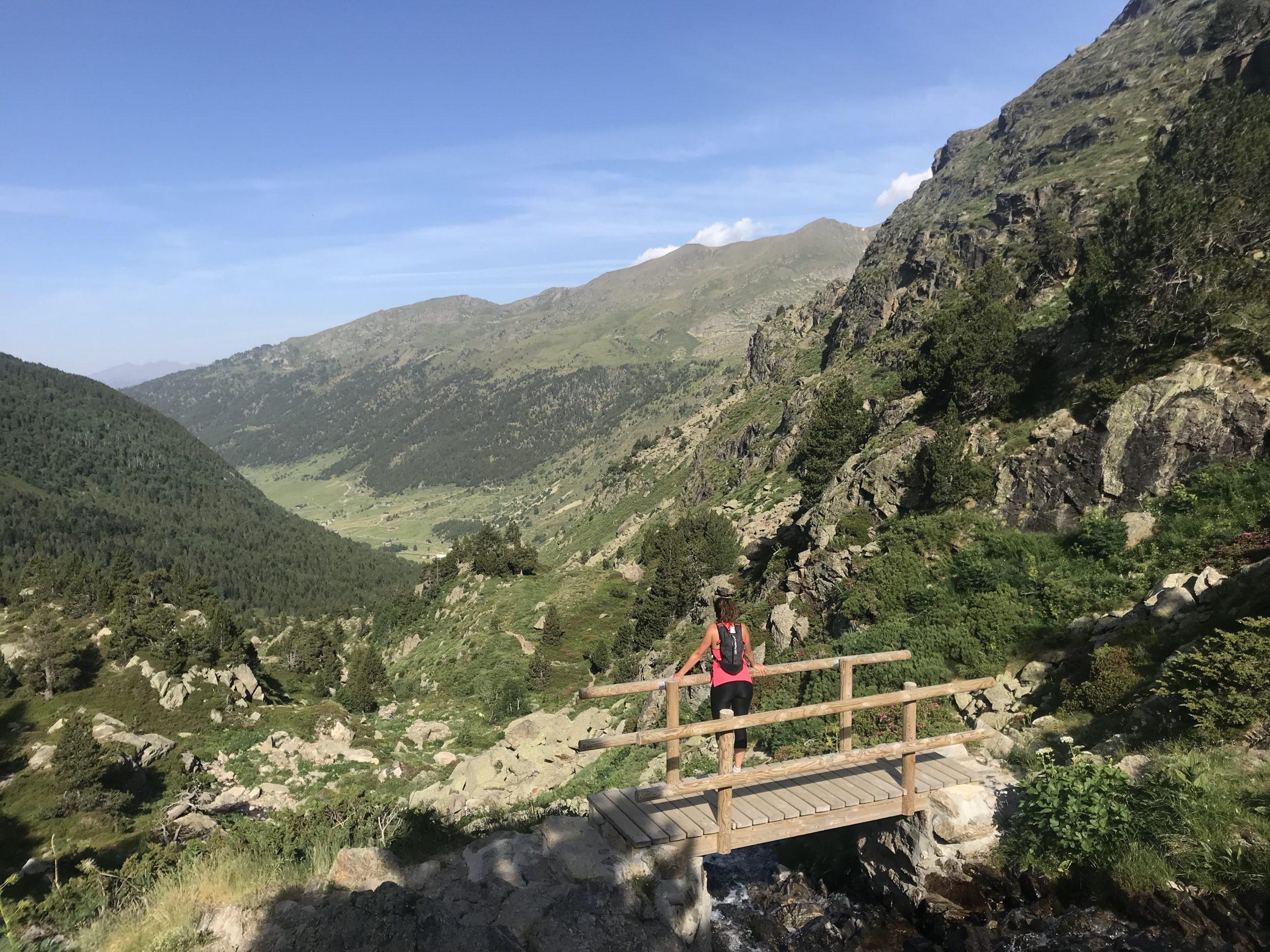 randonnée lacs juclar andorre