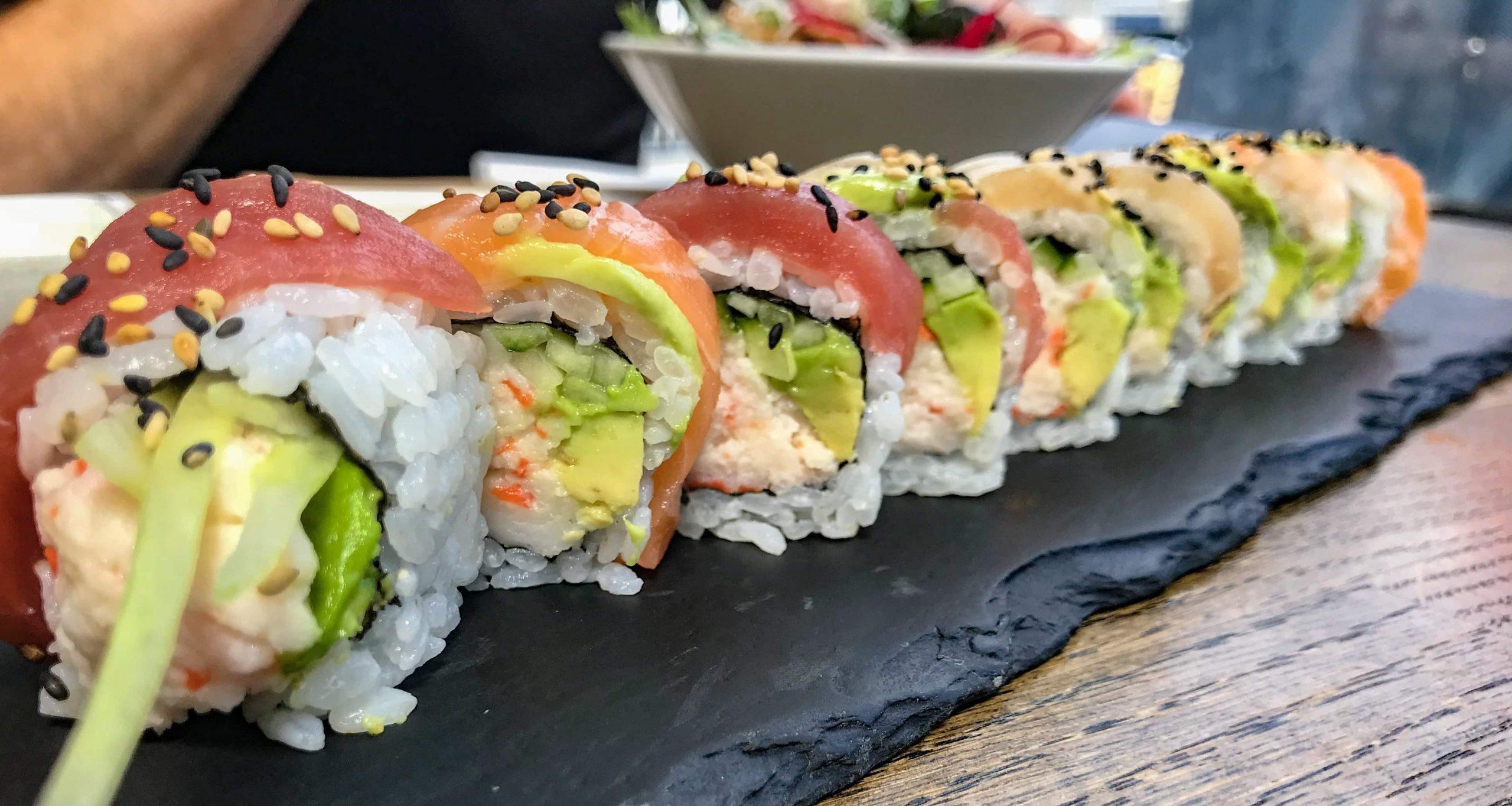 bar à sushi copenhague Torvehallerne