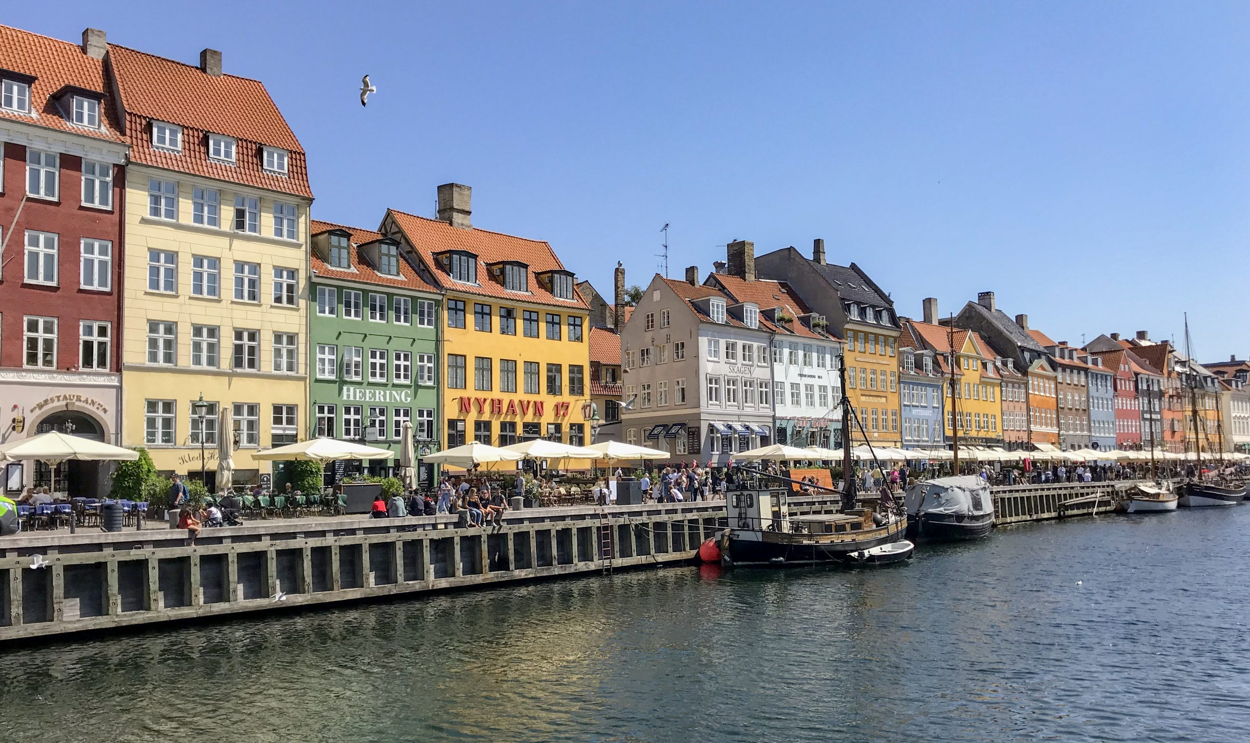 nyhavn quartier copenhague
