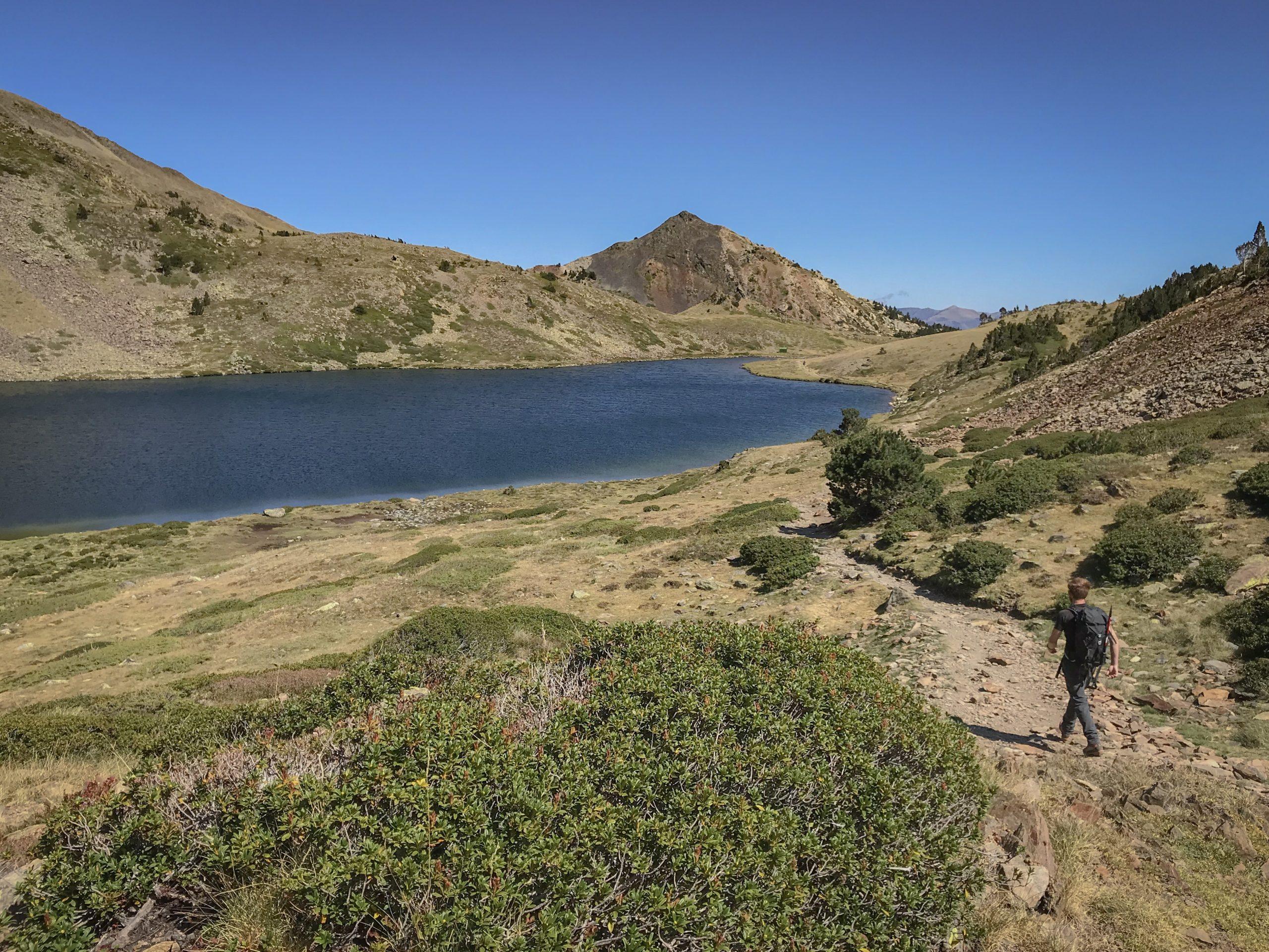 randonnée des 12 lacs carlit