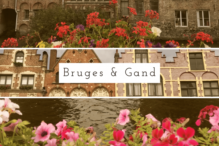 photo de couverture bruges et gand