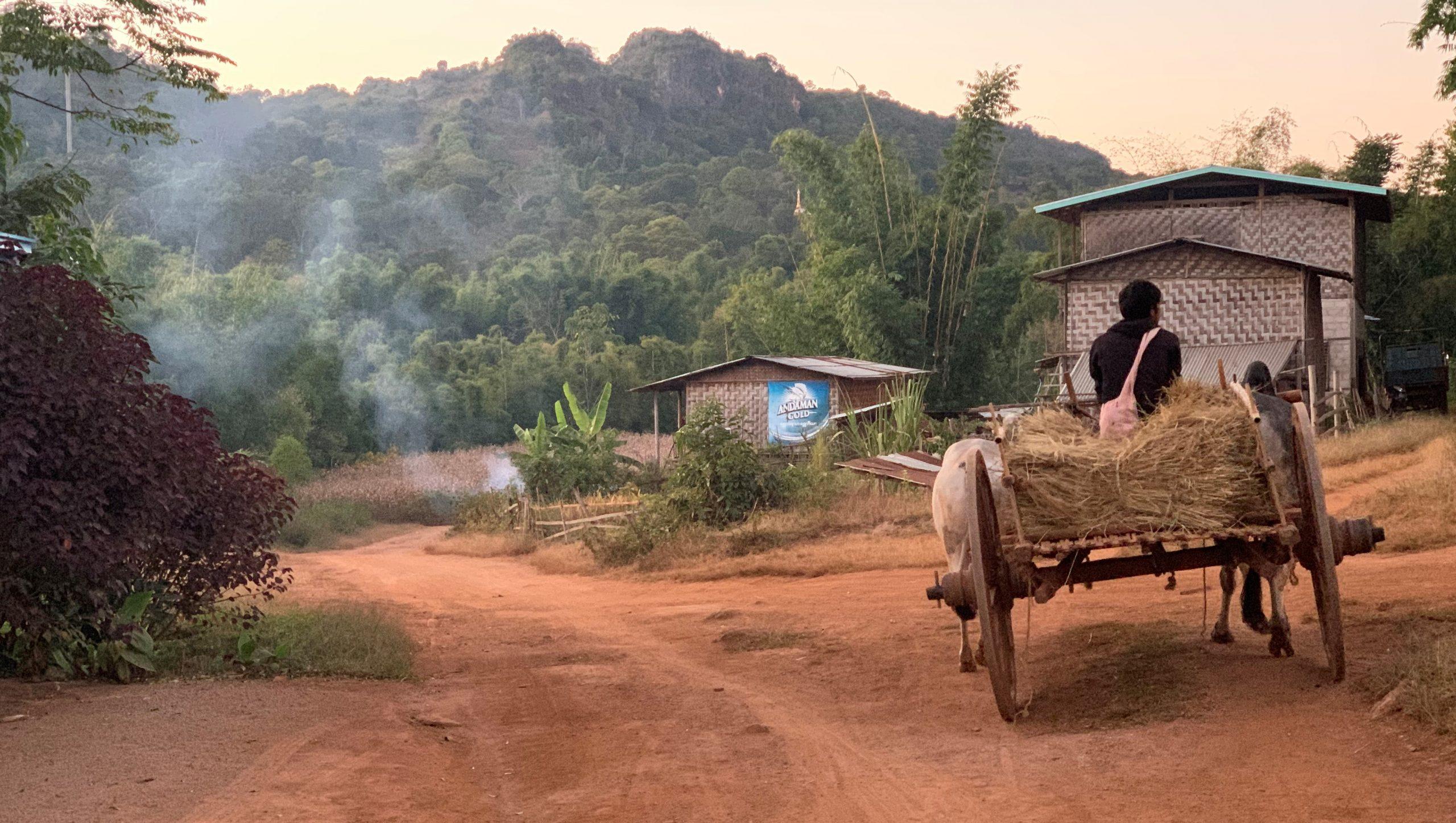 la vie de village