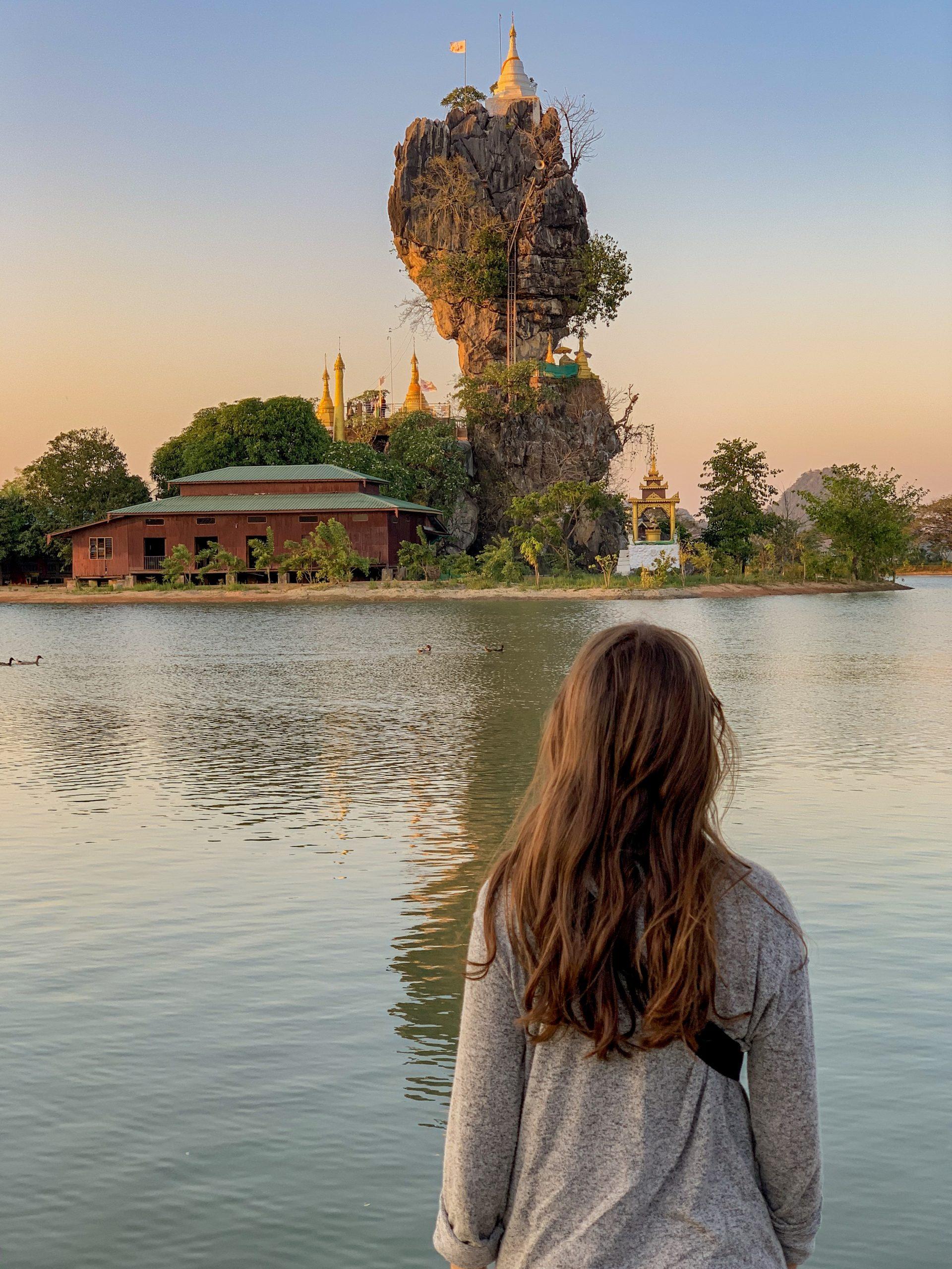 pagode kyauk alat hpa an