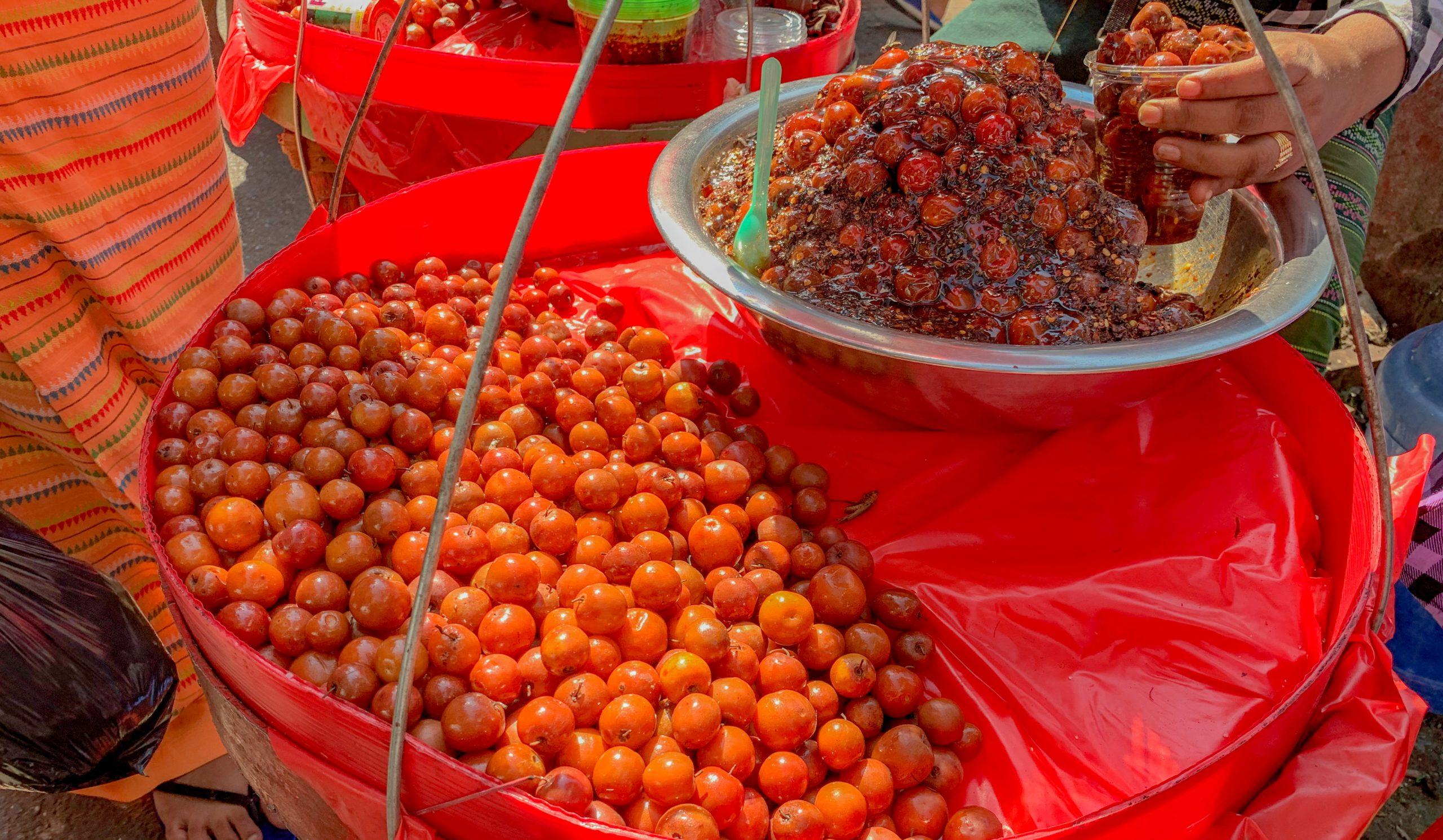 prunes birmane