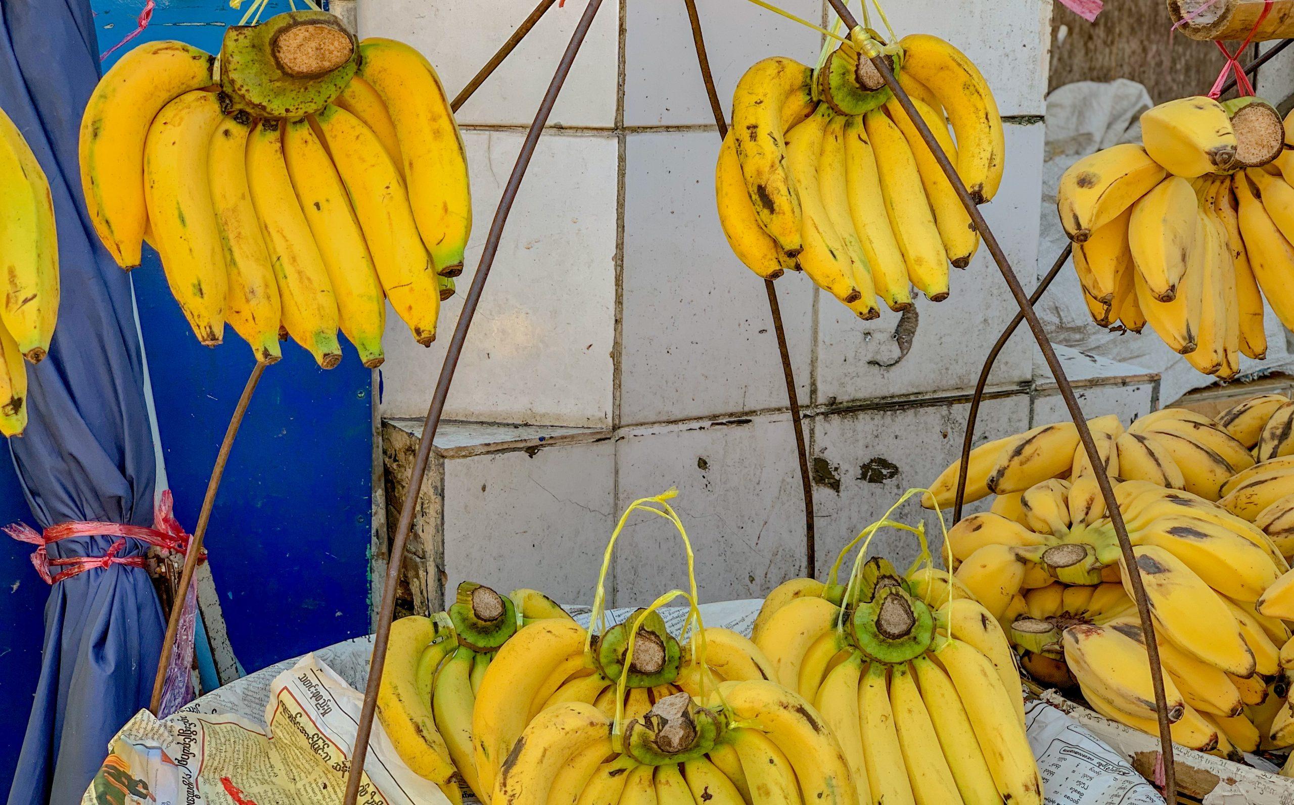 bananes yangon