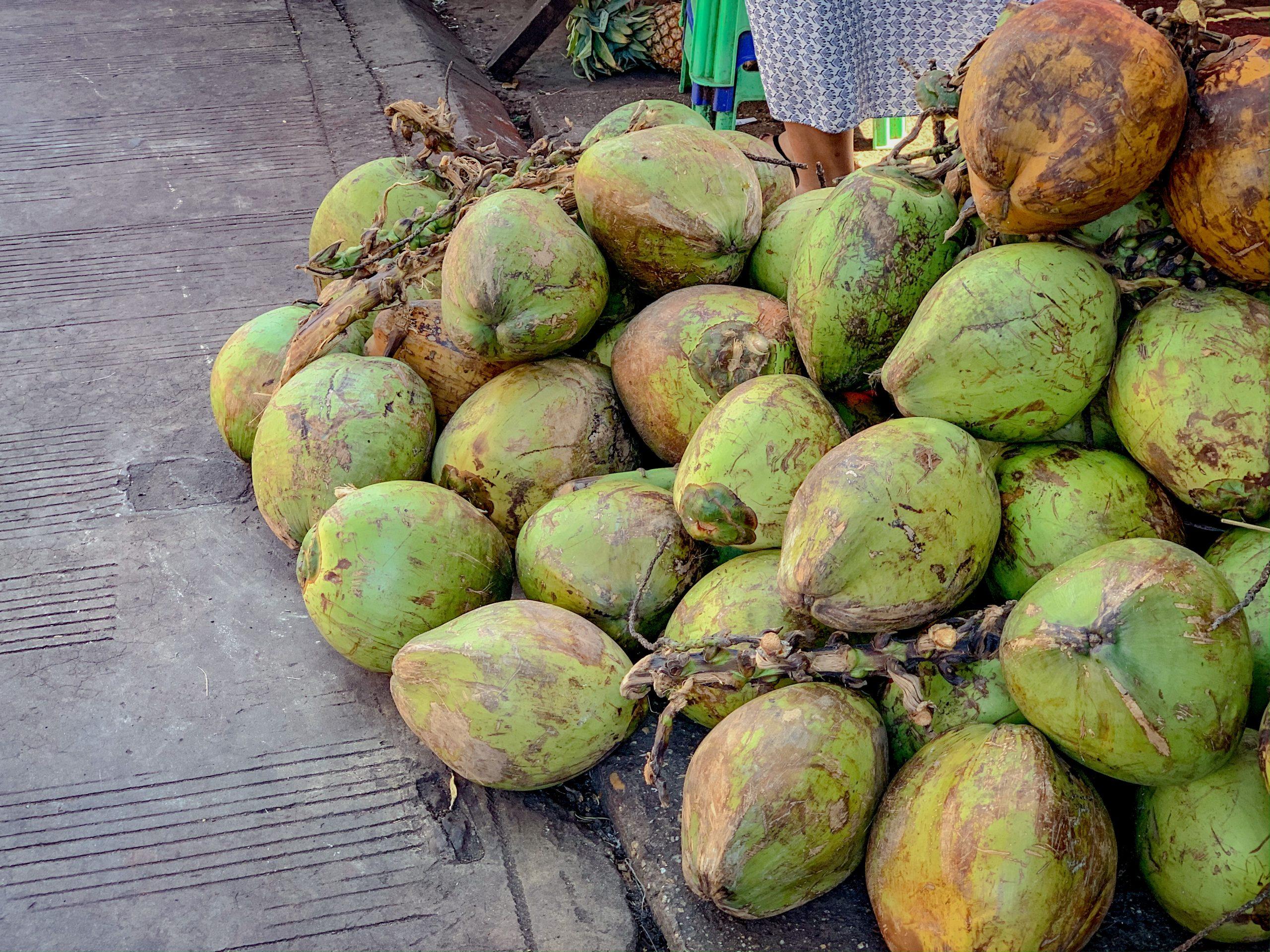 noix de coco yangon