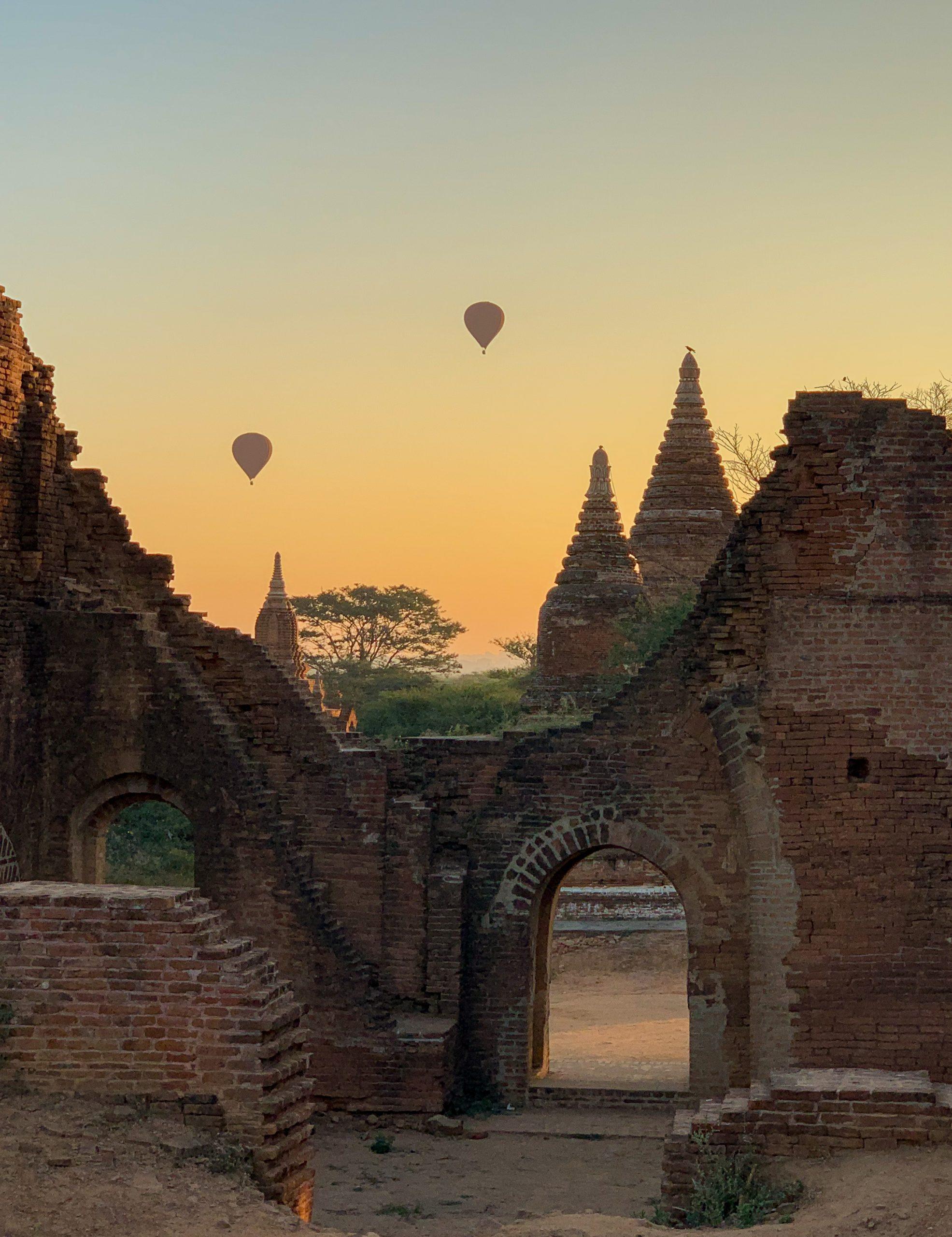 Bagan le recit d'une aventure blog kiki mag travel
