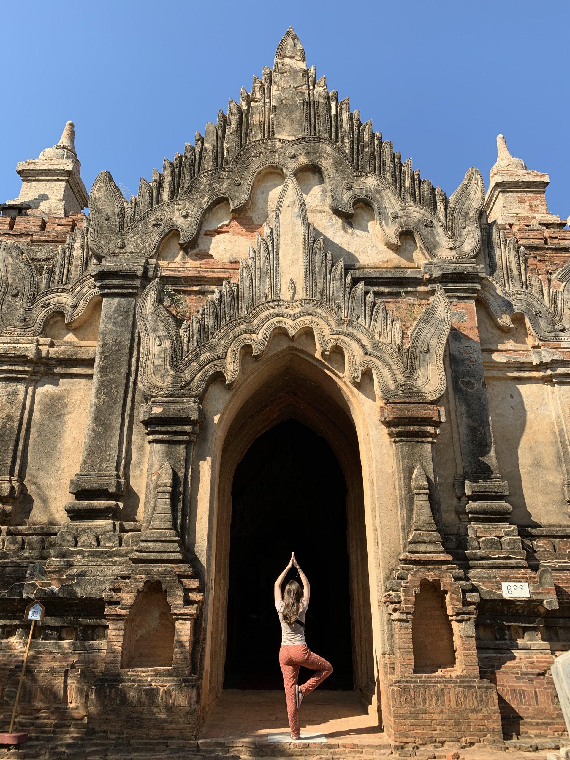 Visiter bagan et ses pagodes