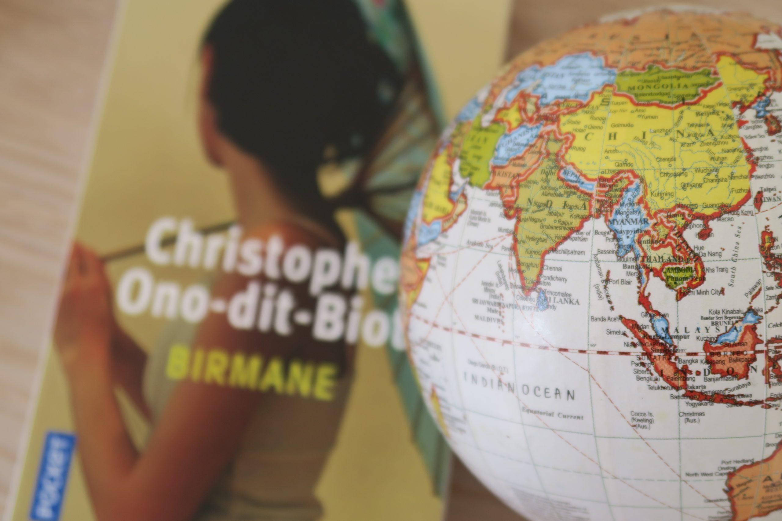 birmanie libre christophe Ono-dit-Biot