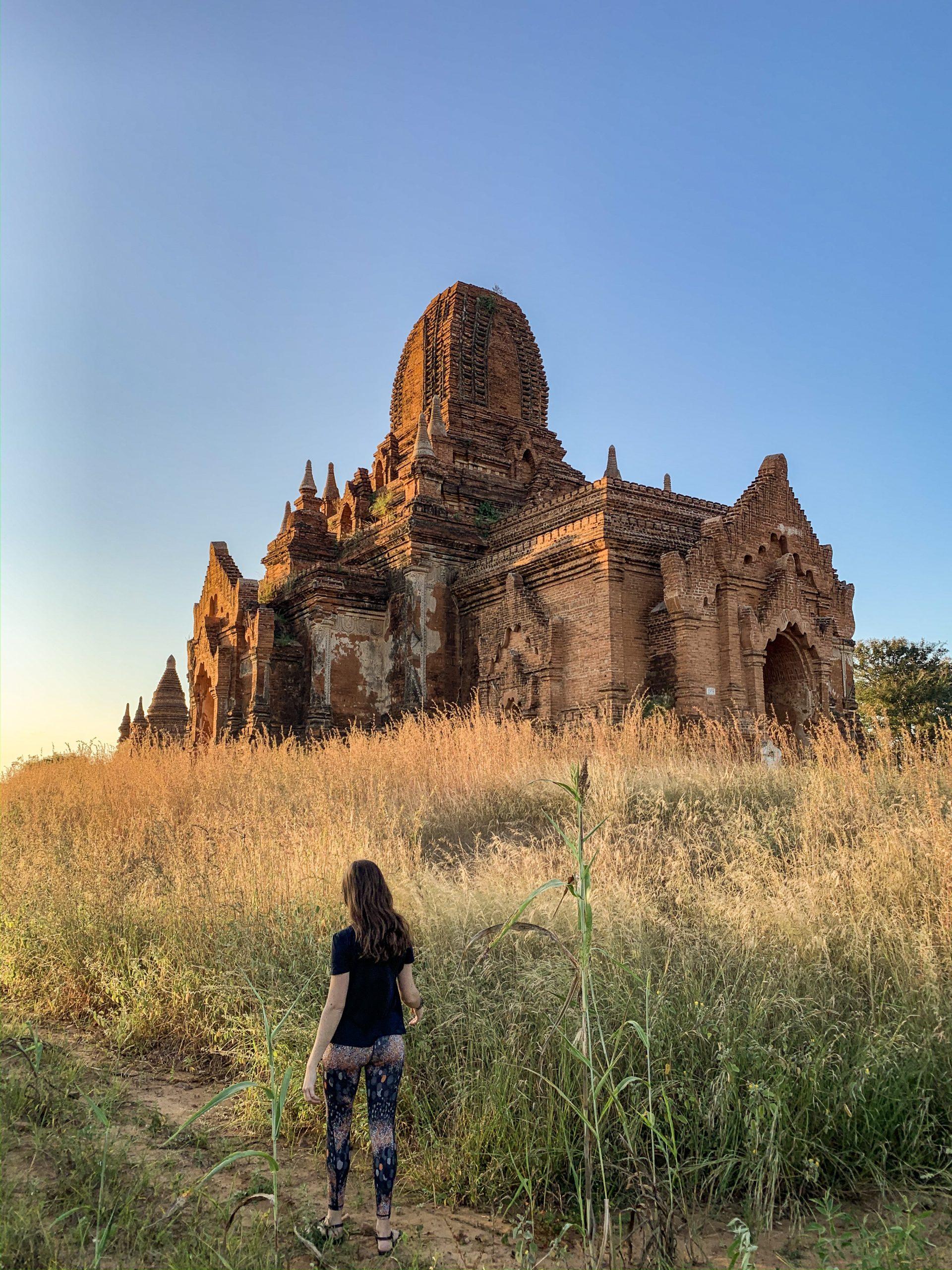 visiter bagan le récit d'une aventure