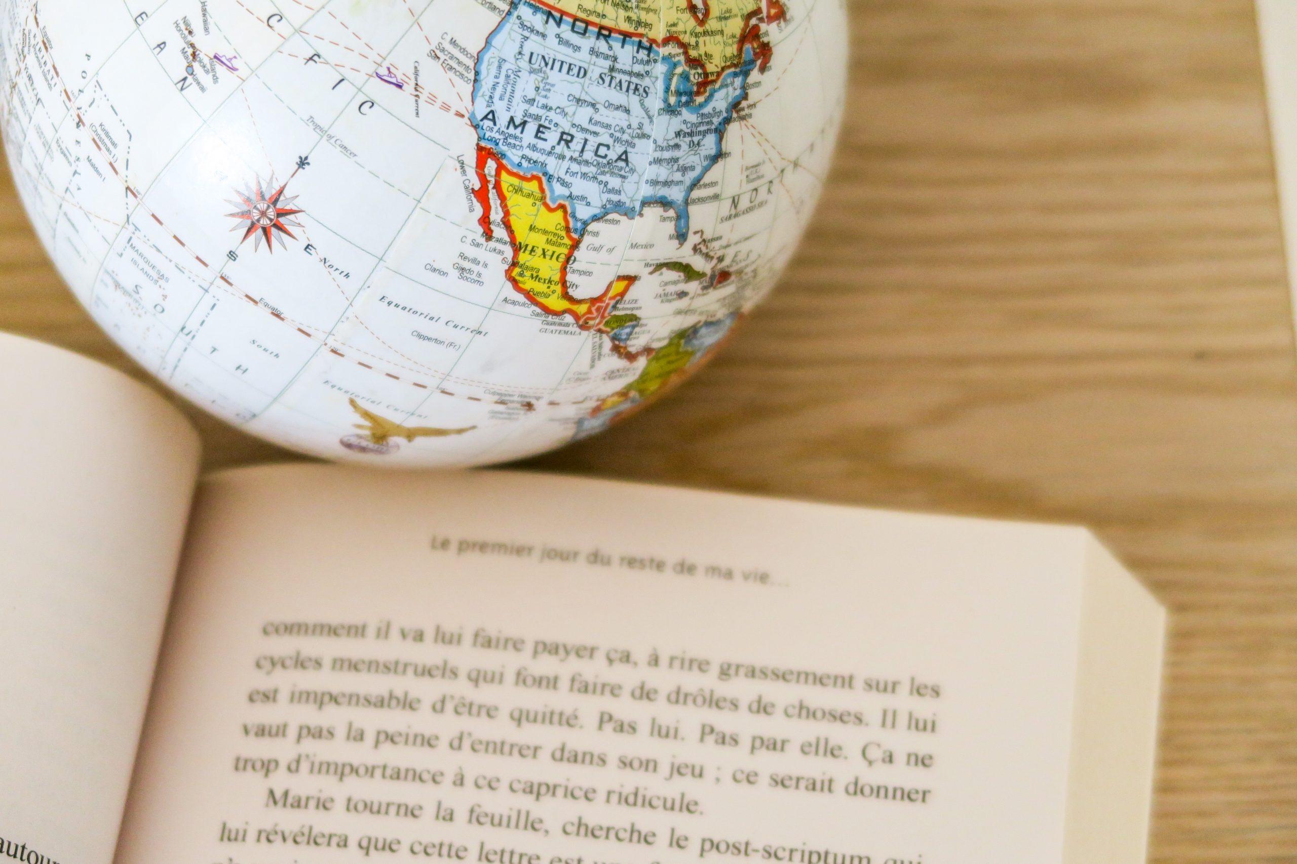 voyager en lecture