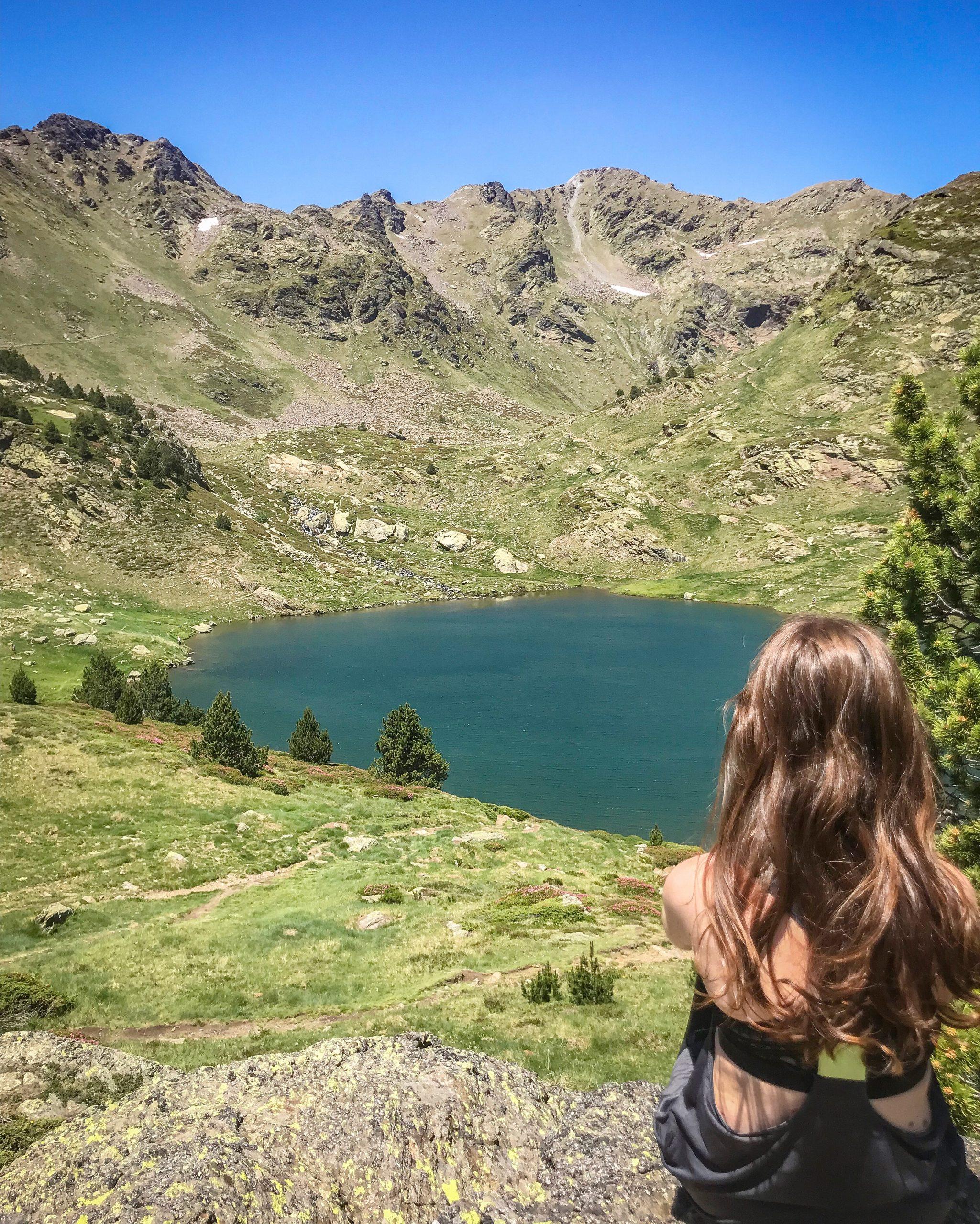 Le lac de Primer