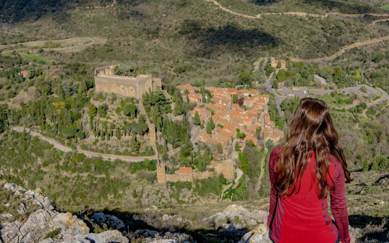 Visiter Castelnou et le Roc de Majorque