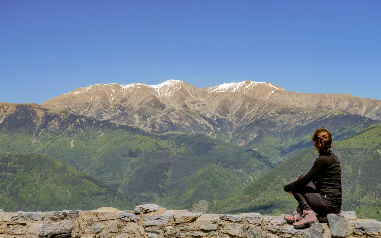 La Tour del Mir avec Cathy, accompagnatrice en montagne