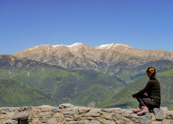 la tour del mir randonnée haut vallespir